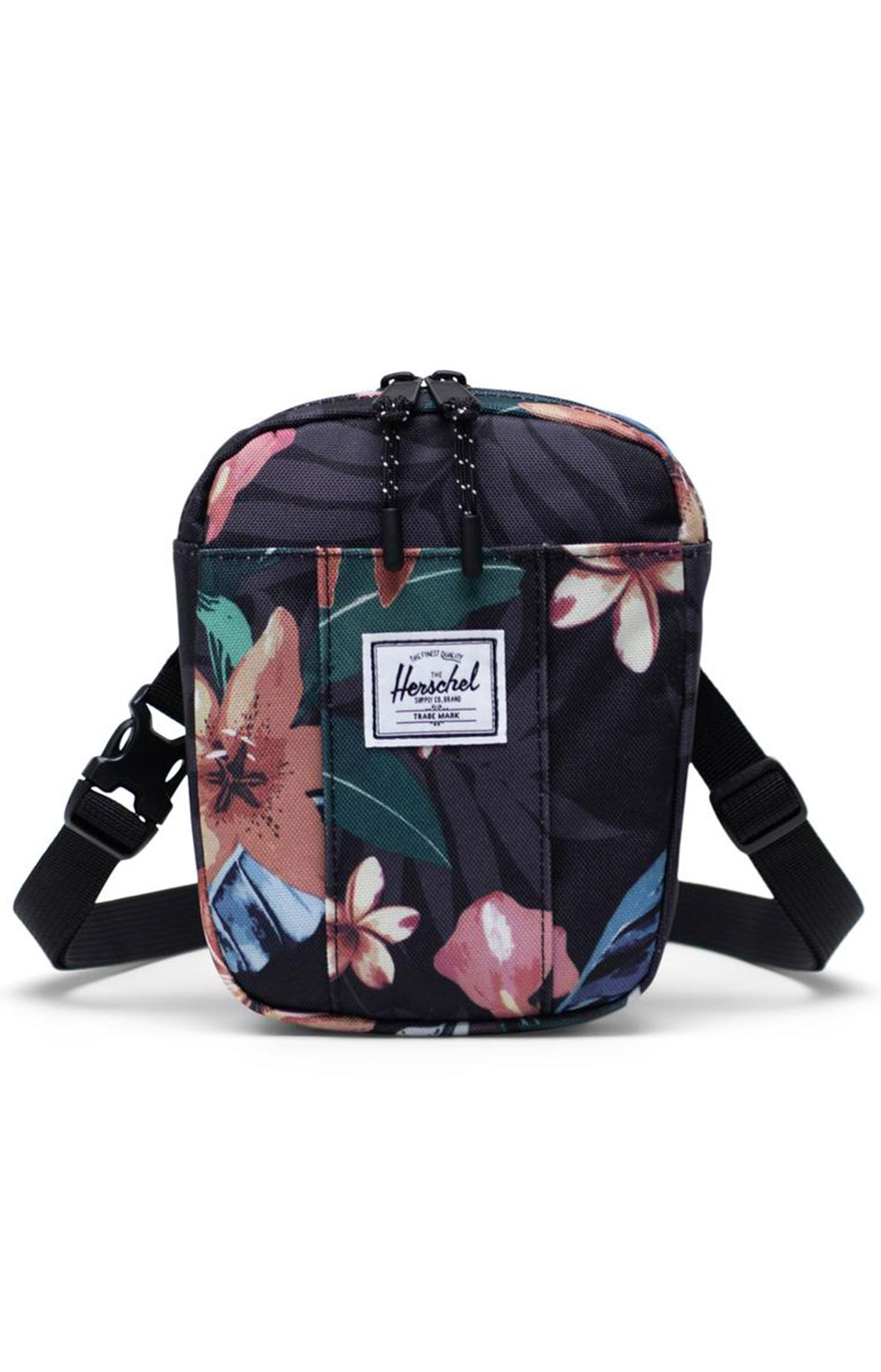 Cruz Crossbody Bag - Summer Floral Black