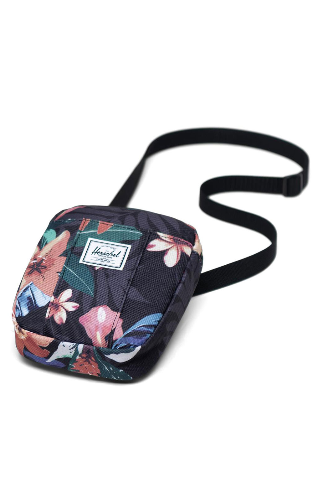 Cruz Crossbody Bag - Summer Floral Black  2