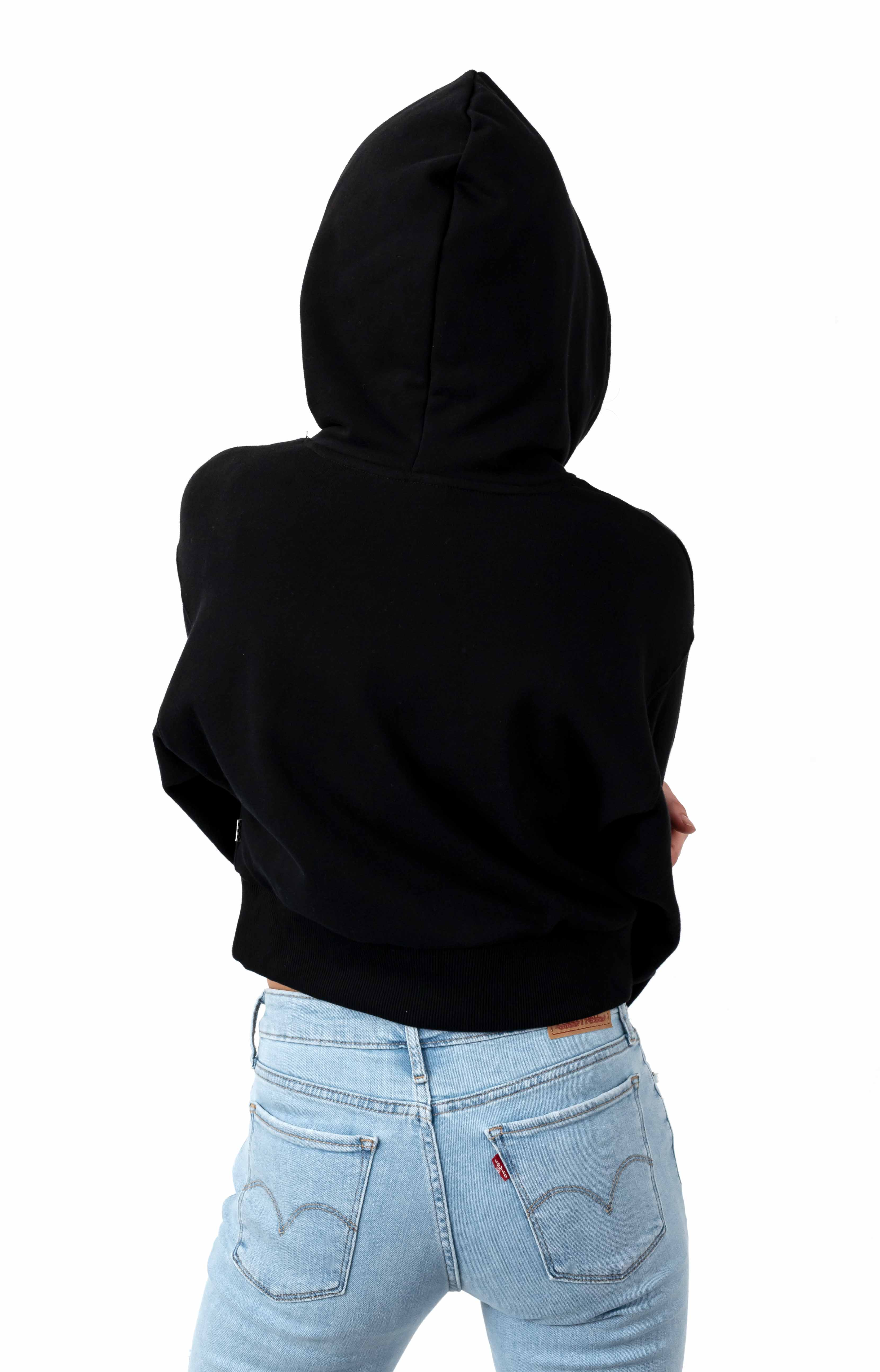 Strait Out Turvy Pullover Hoodie - Black 3