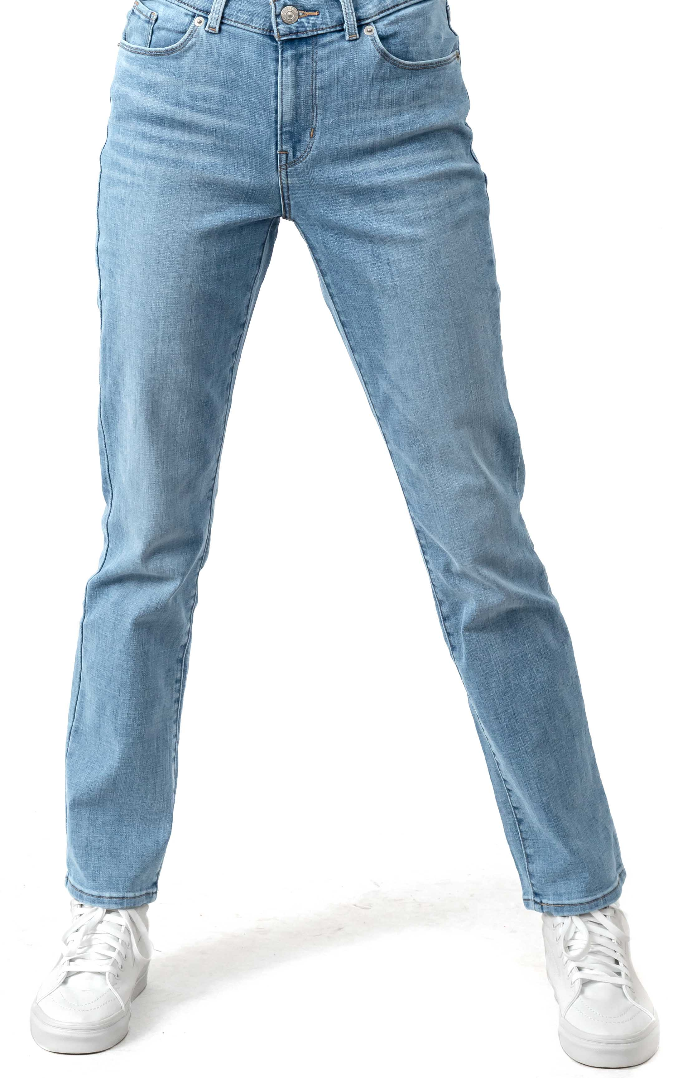 Classic Straight Slate Jeans - Oahu Morning Dew 2