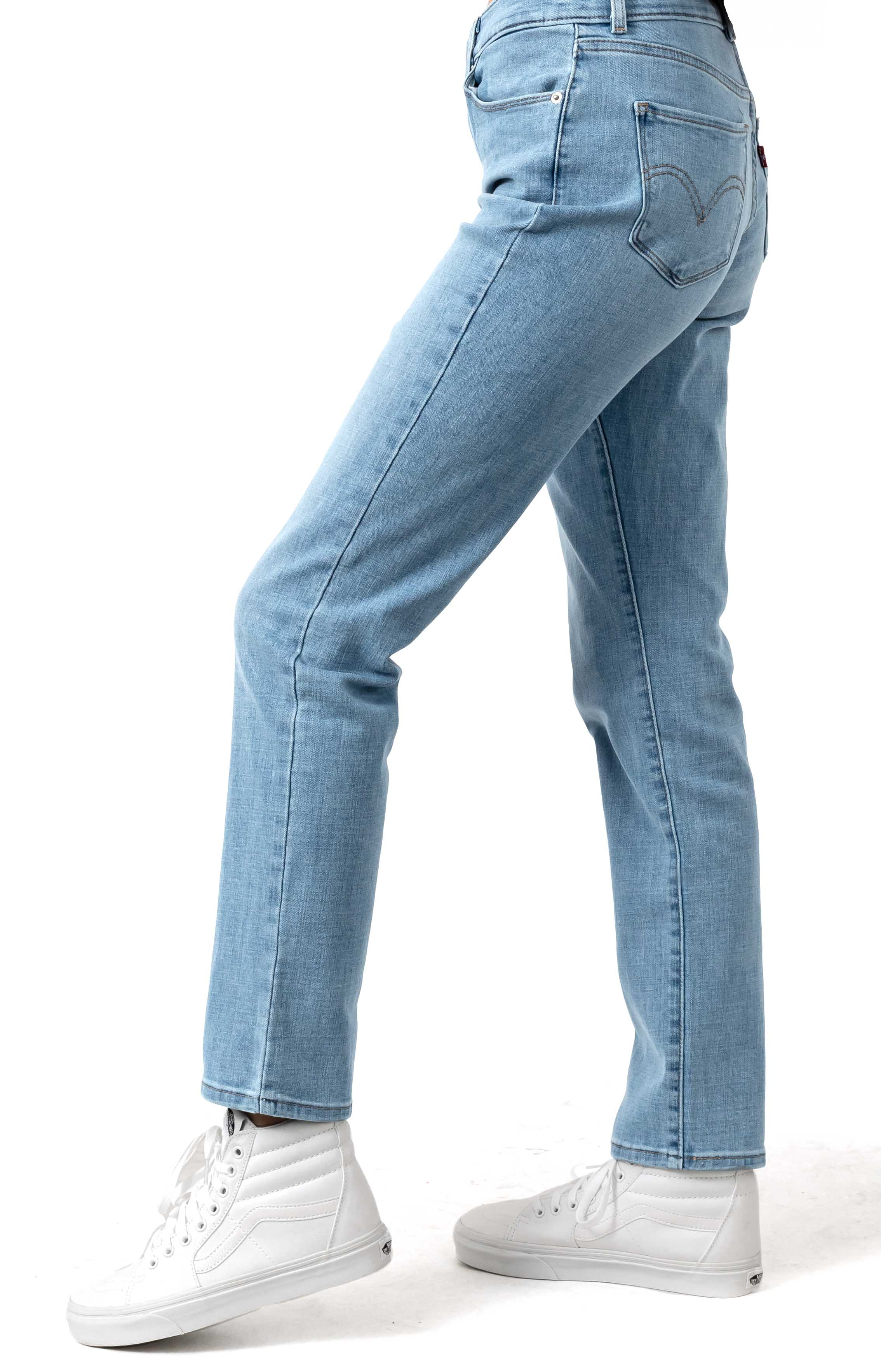 Classic Straight Slate Jeans - Oahu Morning Dew