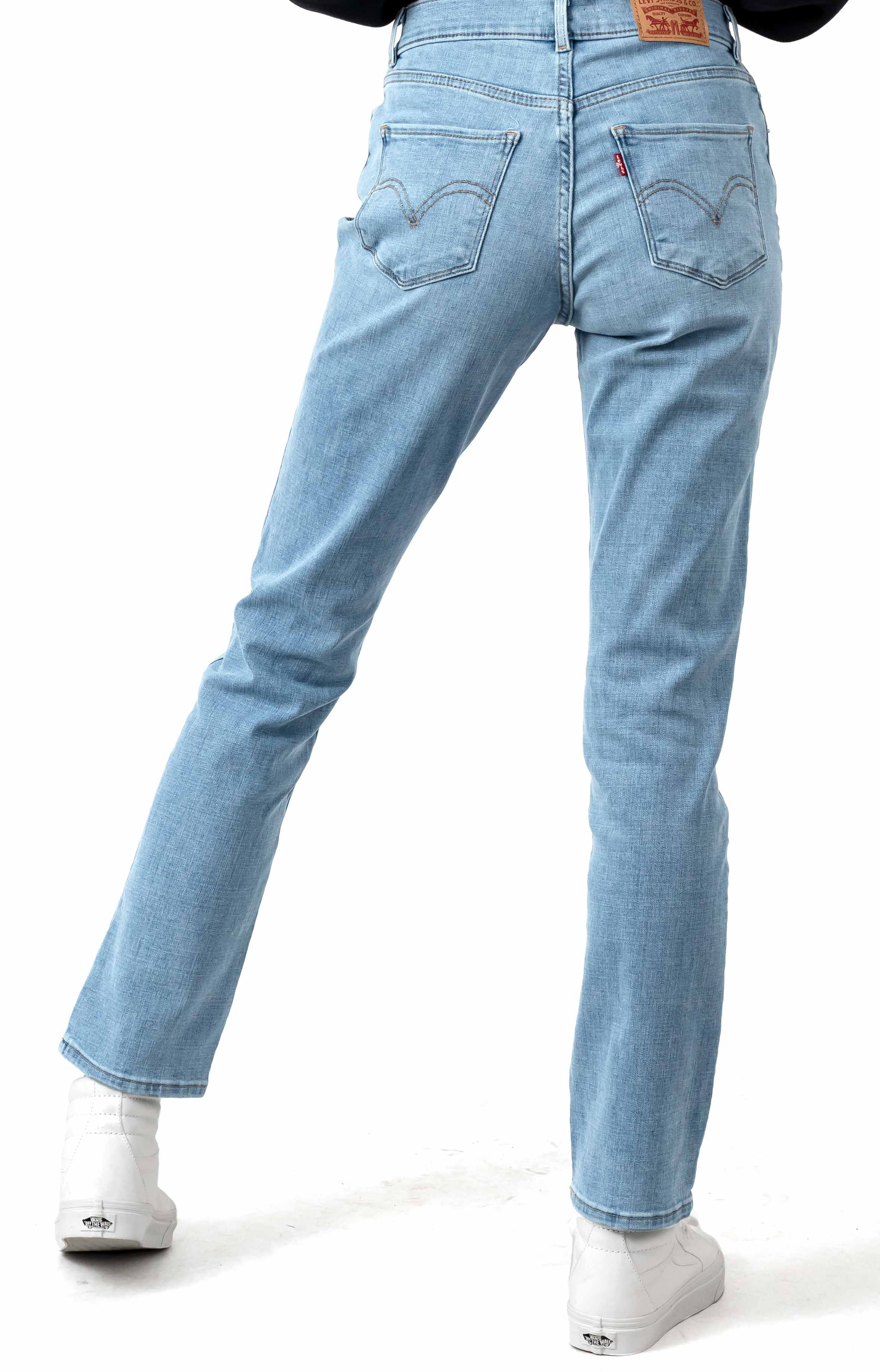 Classic Straight Slate Jeans - Oahu Morning Dew 3
