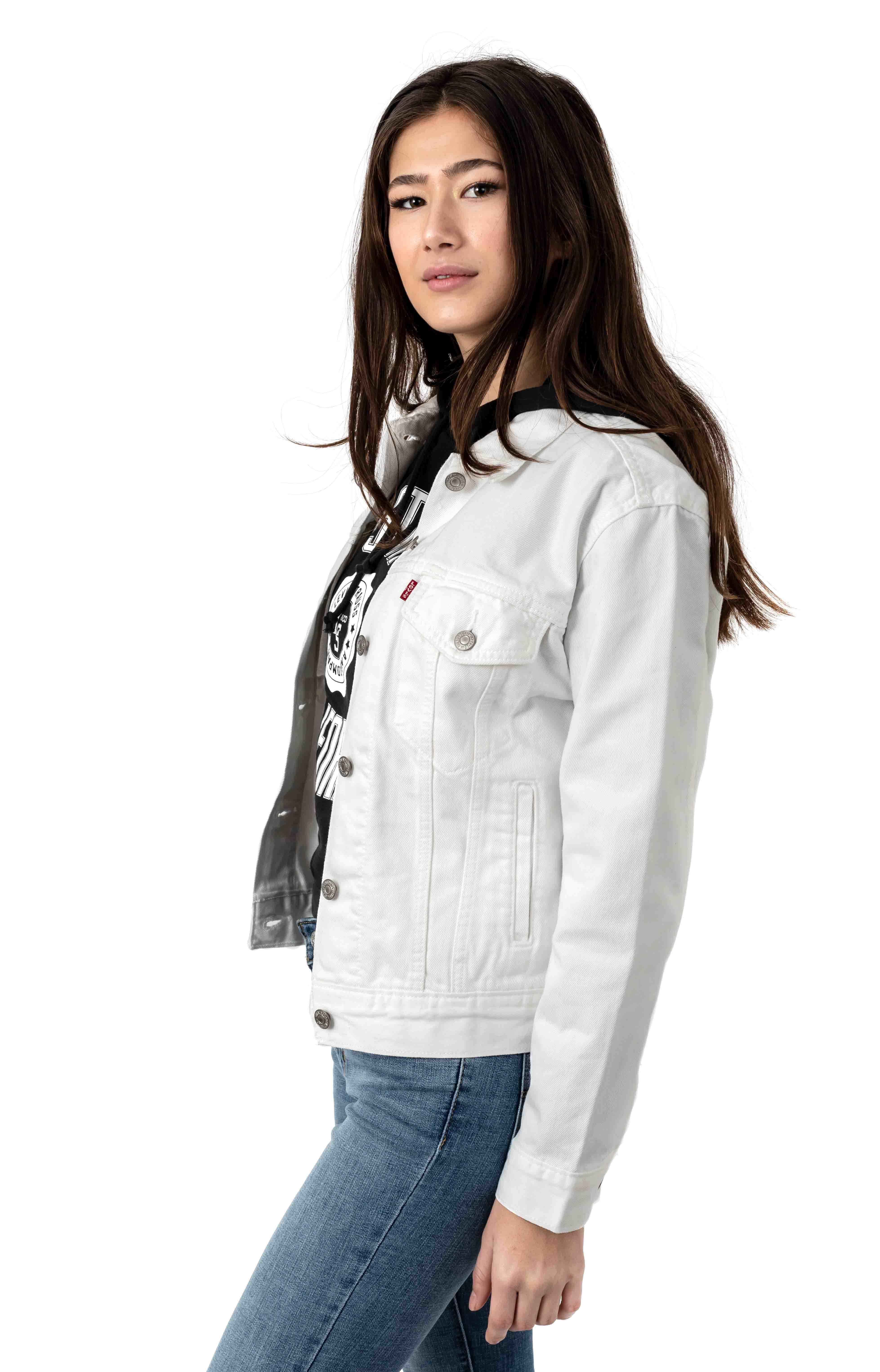 Ex-Boyfriend Trucker Jacket - Frozem Trucker 2