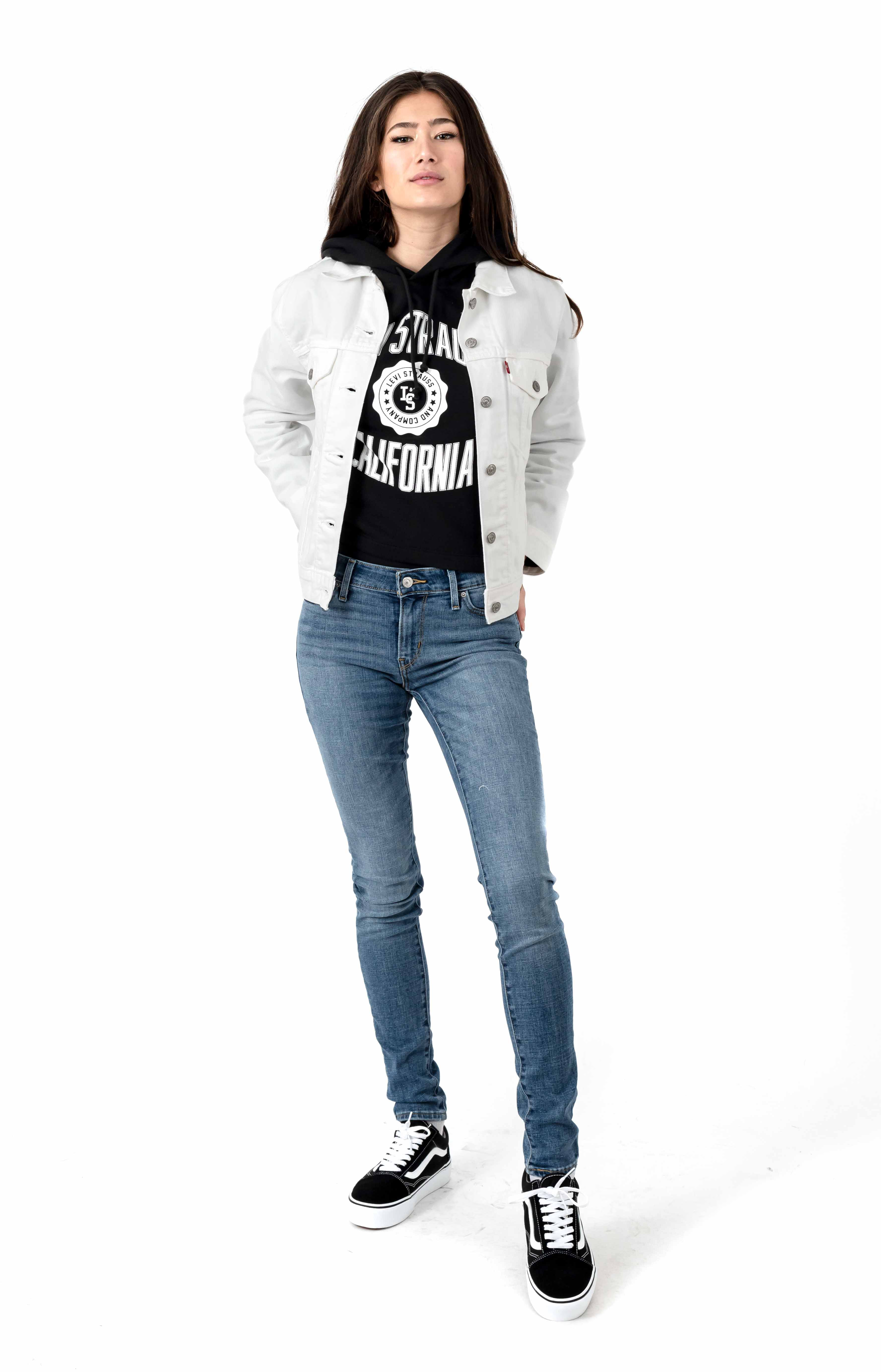 Ex-Boyfriend Trucker Jacket - Frozem Trucker 5