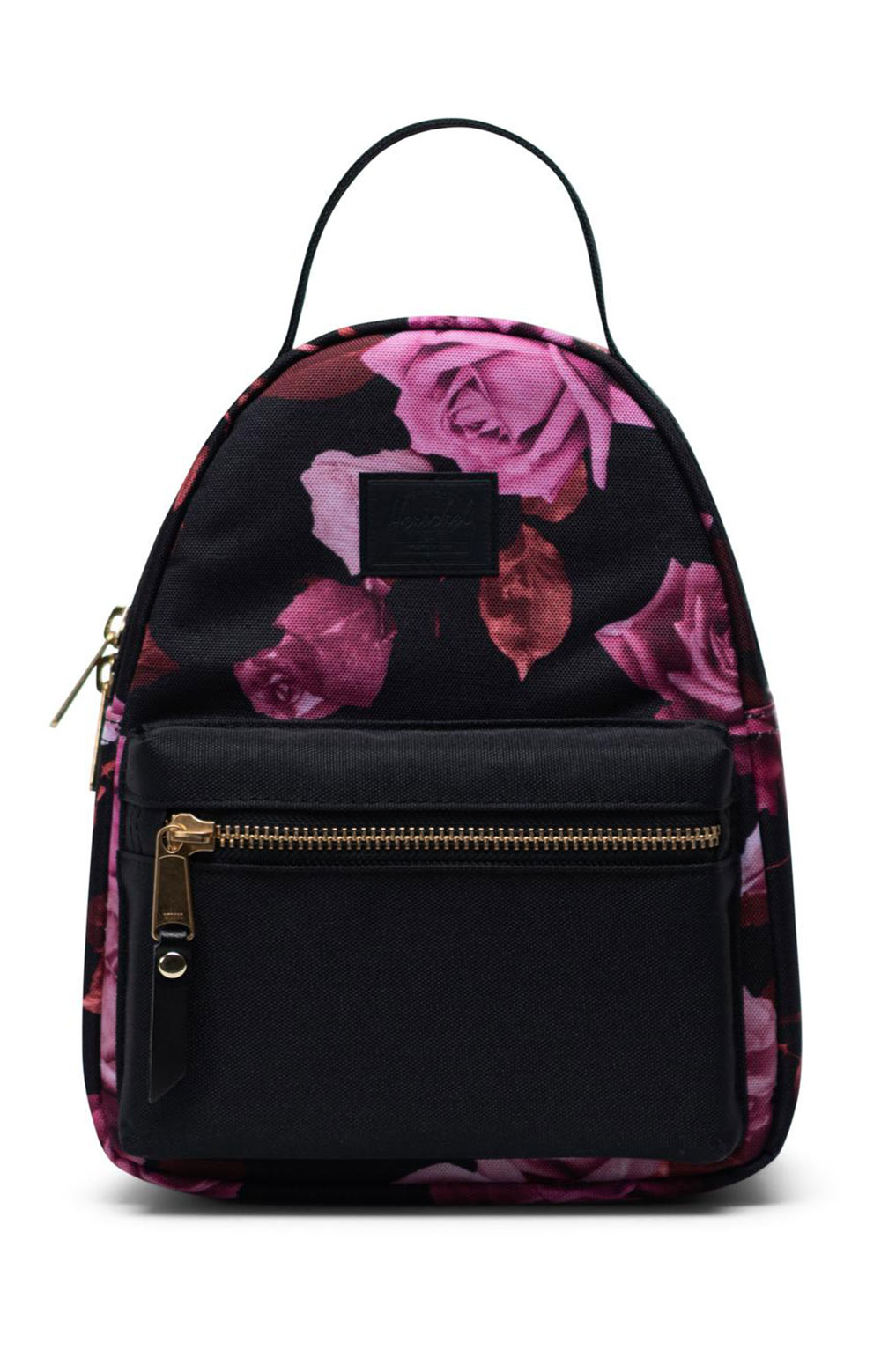 Nova Mini Backpack - Roses Black