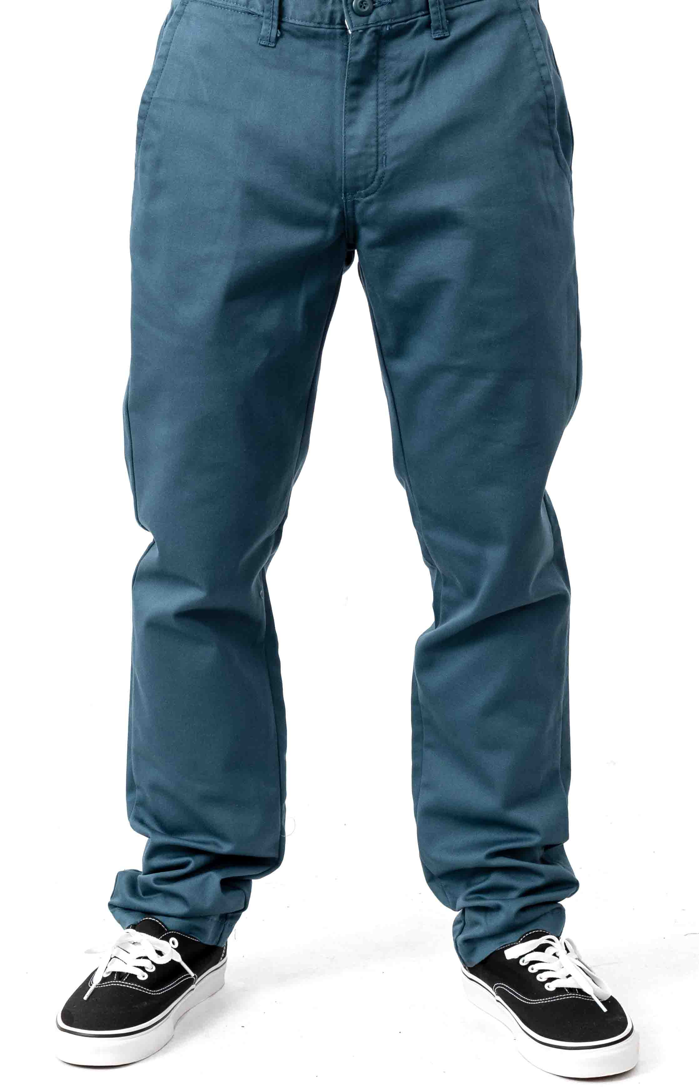 Authentic Chino Stretch Pant - Stargazer 2