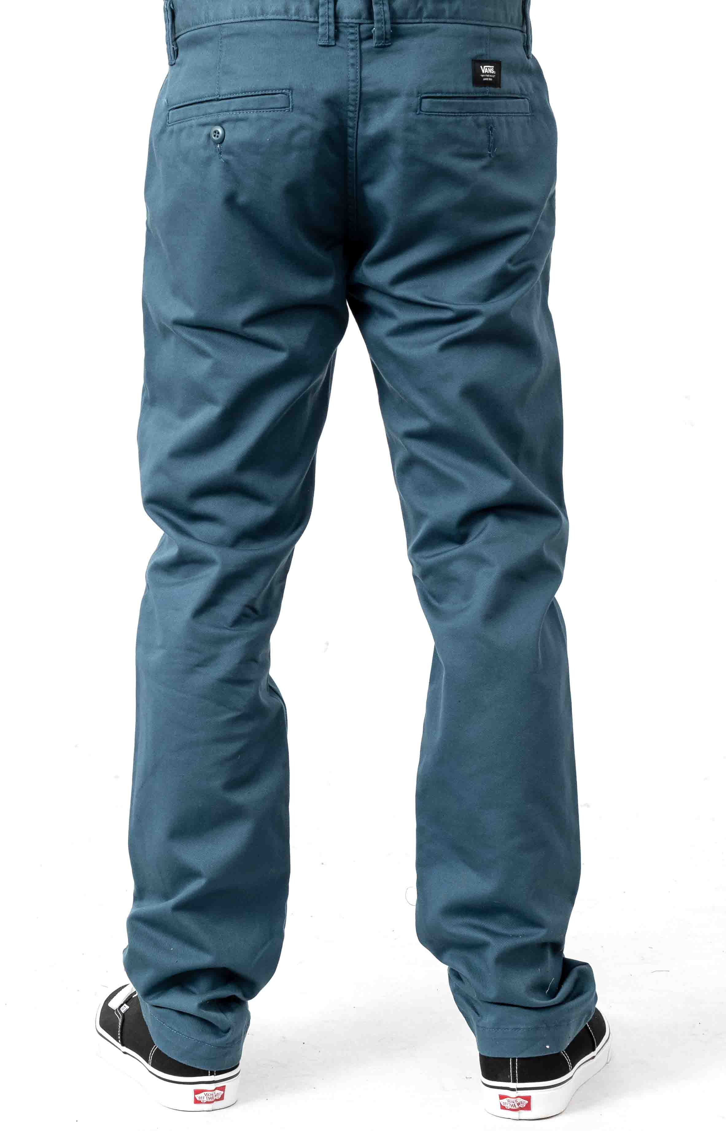 Authentic Chino Stretch Pant - Stargazer 3
