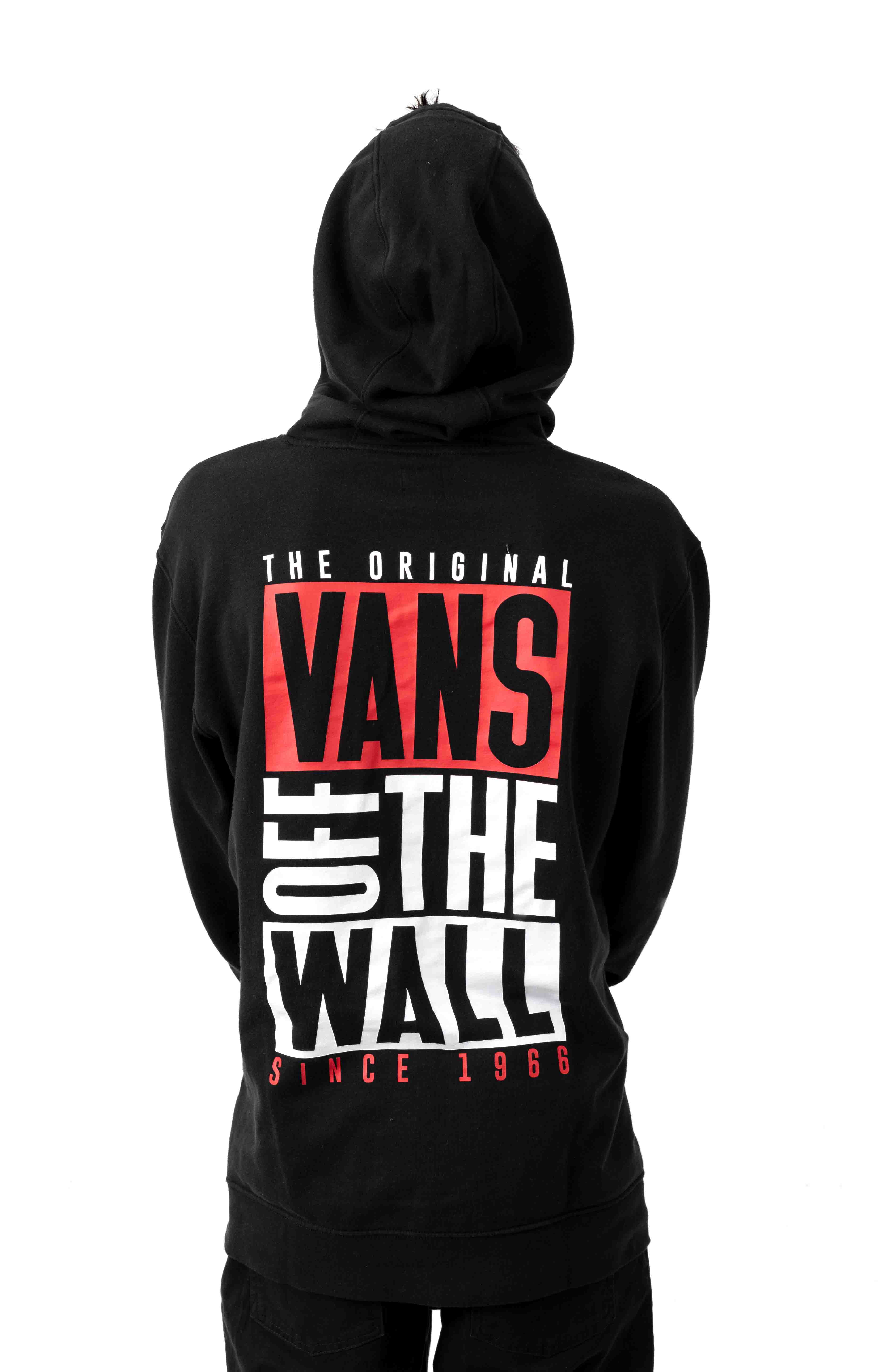 New Stax Pullover Hoodie - Black 3