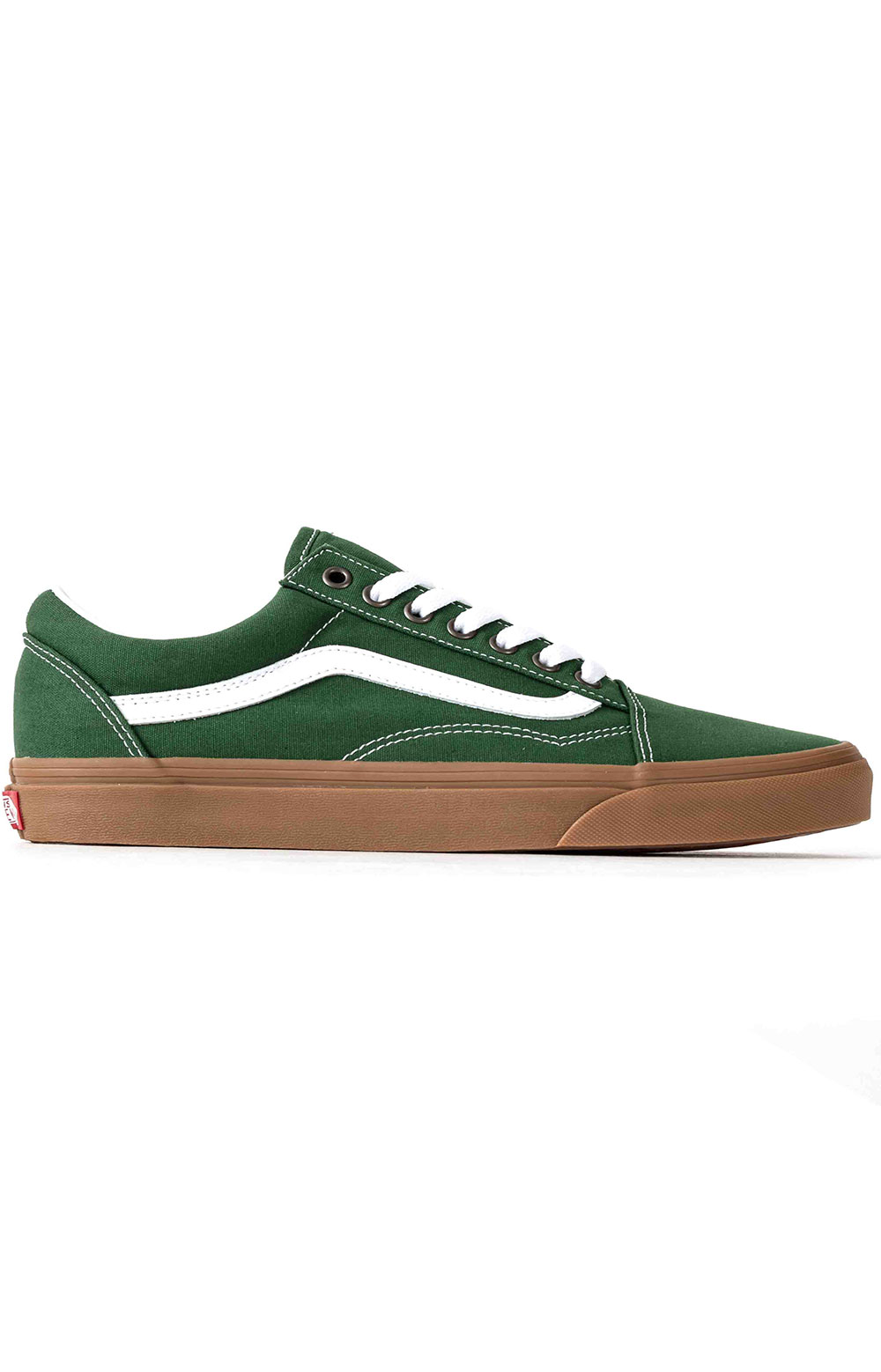 (U3BWYY) Gum Old Skool Shoe - Green Pastures