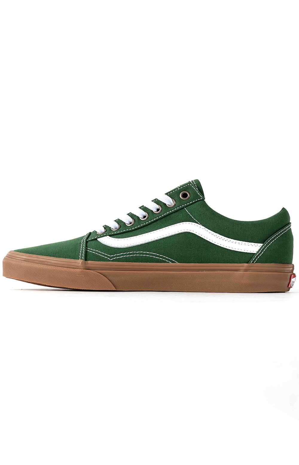 (U3BWYY) Gum Old Skool Shoe - Green Pastures  4