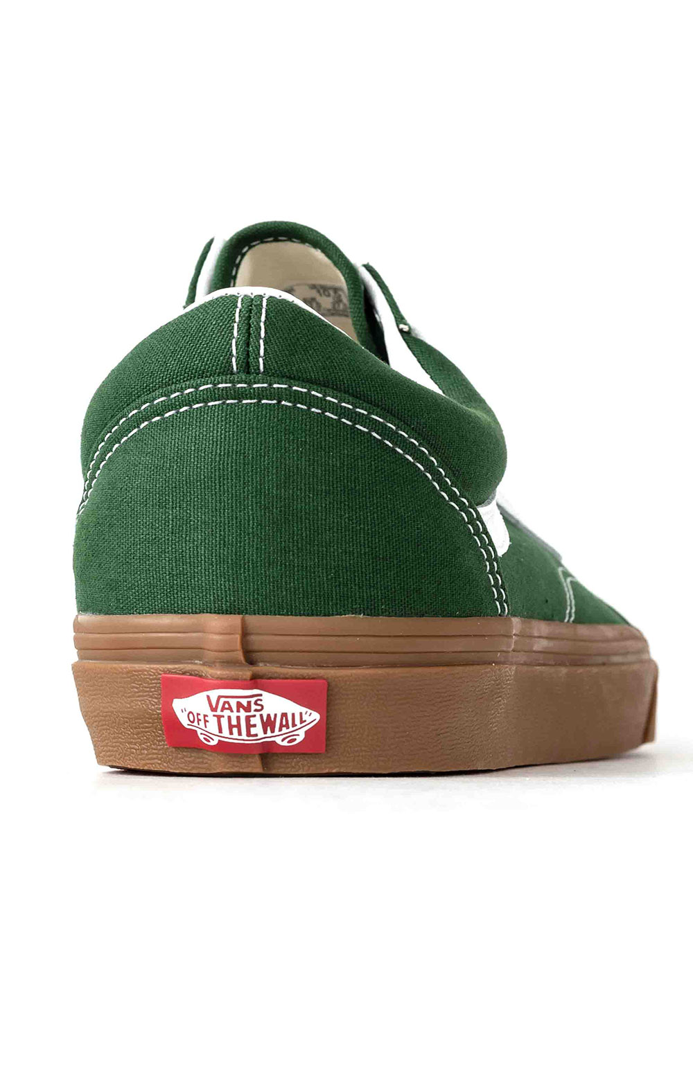 (U3BWYY) Gum Old Skool Shoe - Green Pastures  5