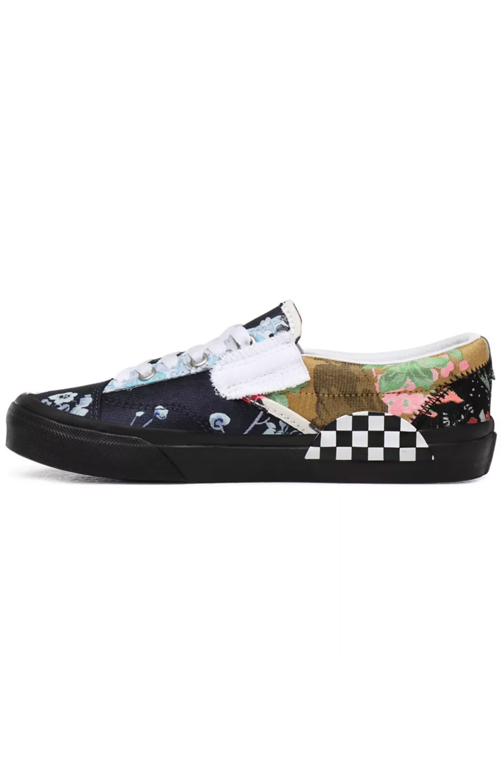 (WM5XHQ) Florals Classic Slip-On Cap Shoe - Brocade  4