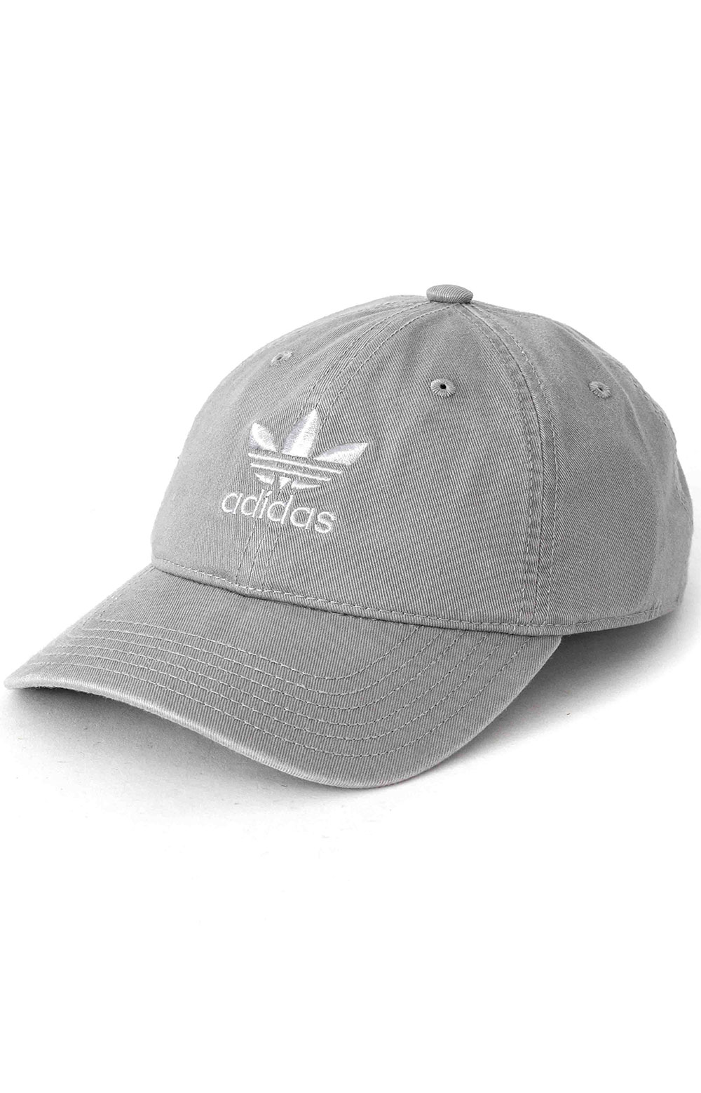 Originals Relaxed Strap-Back Hat - Dove Grey