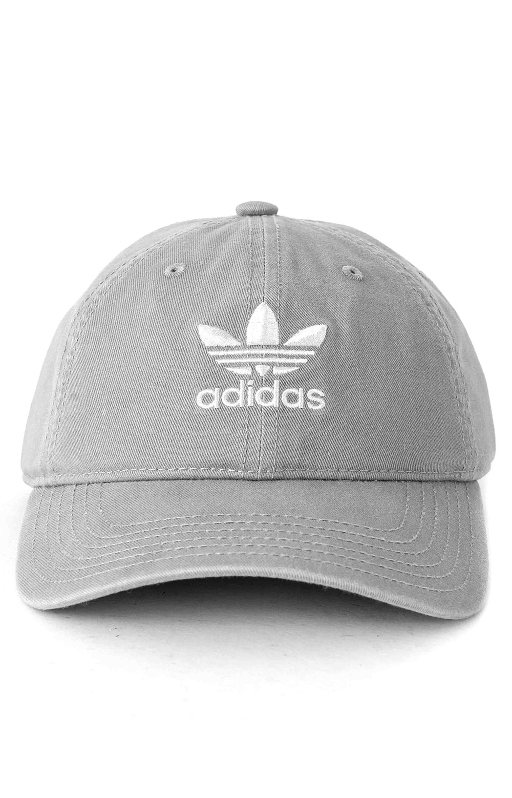 Originals Relaxed Strap-Back Hat - Dove Grey 2