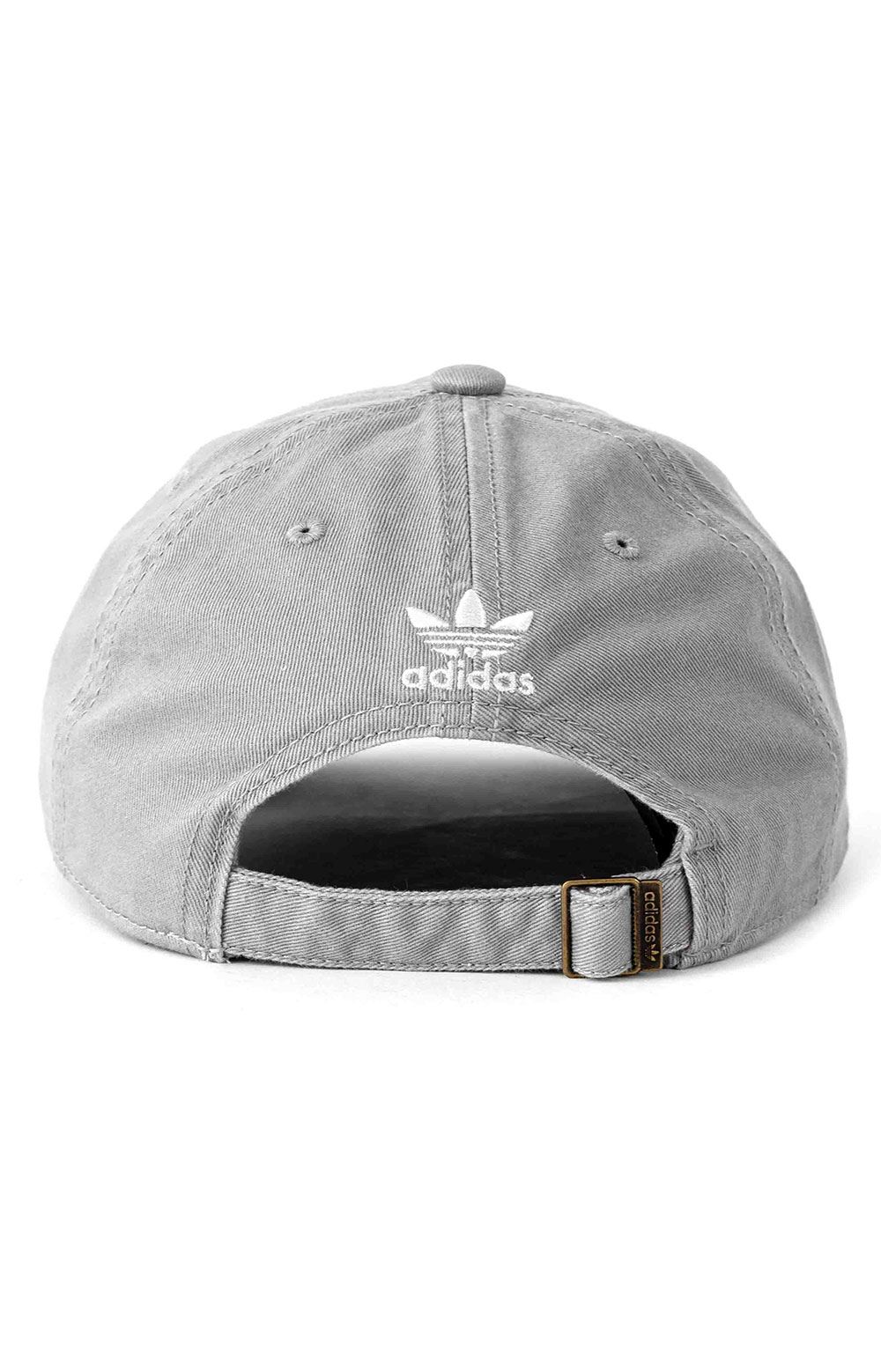 Originals Relaxed Strap-Back Hat - Dove Grey 3