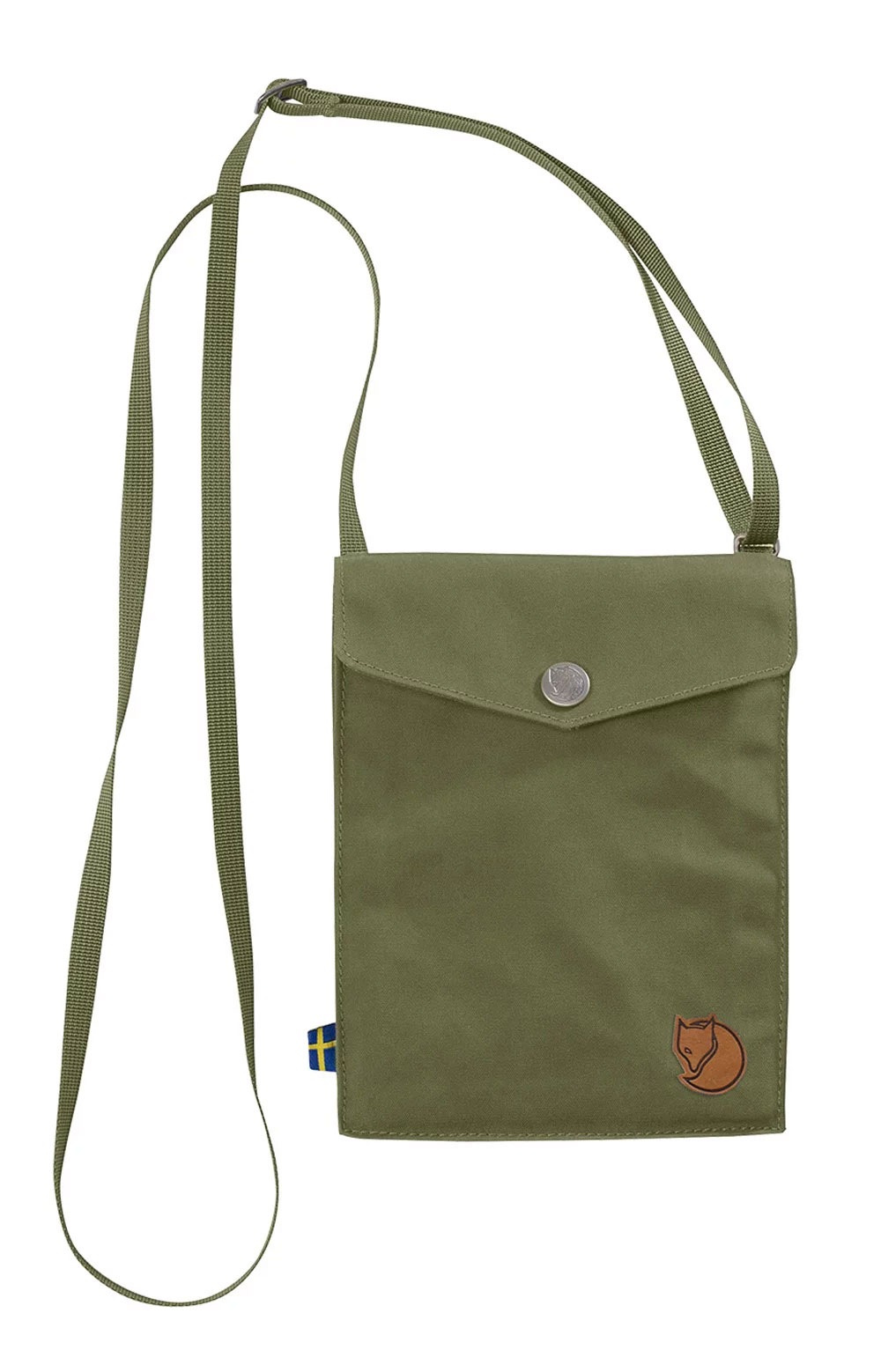 Pocket Shoulder Bag - Green