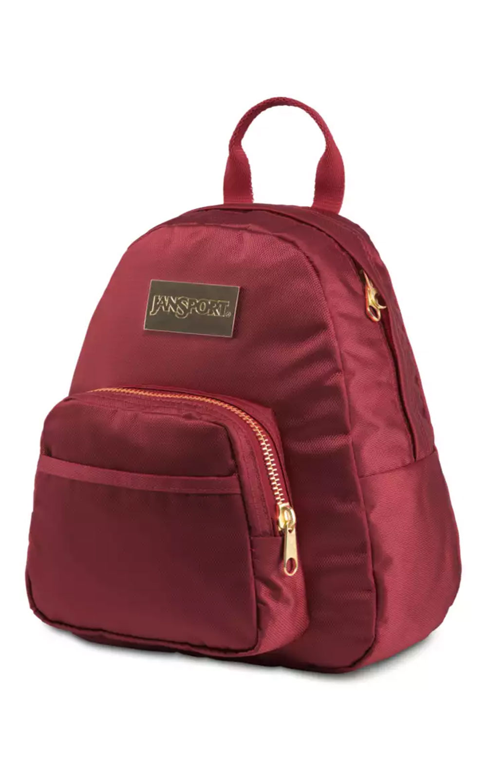 Half Pint Luxe Backpack - Bright Cherry  2