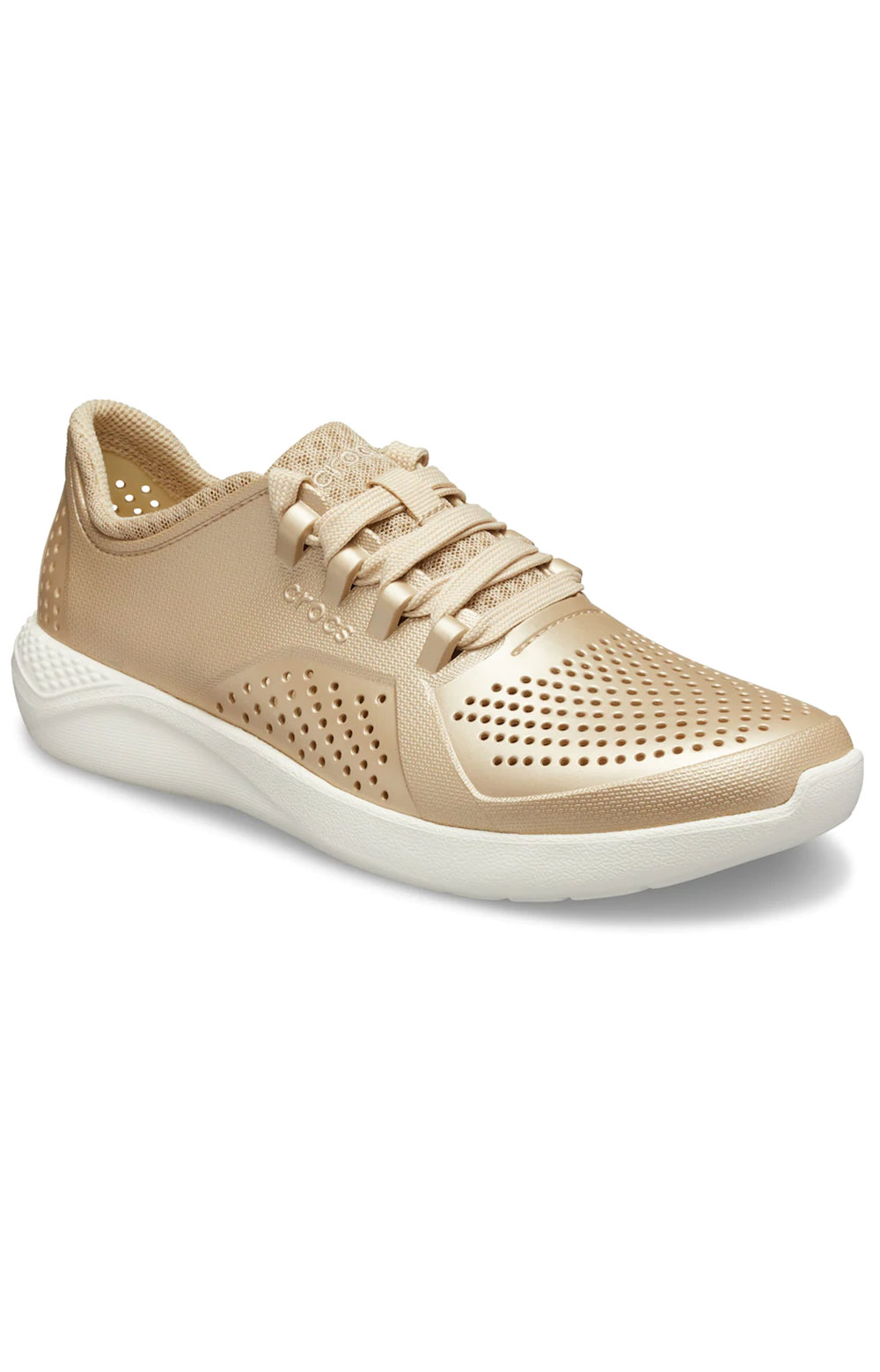 LiteRide Pacer Shoes - Metallic Champagne  2