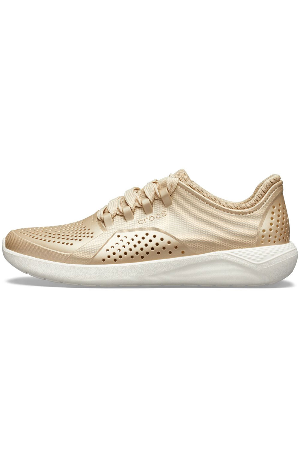 LiteRide Pacer Shoes - Metallic Champagne  4