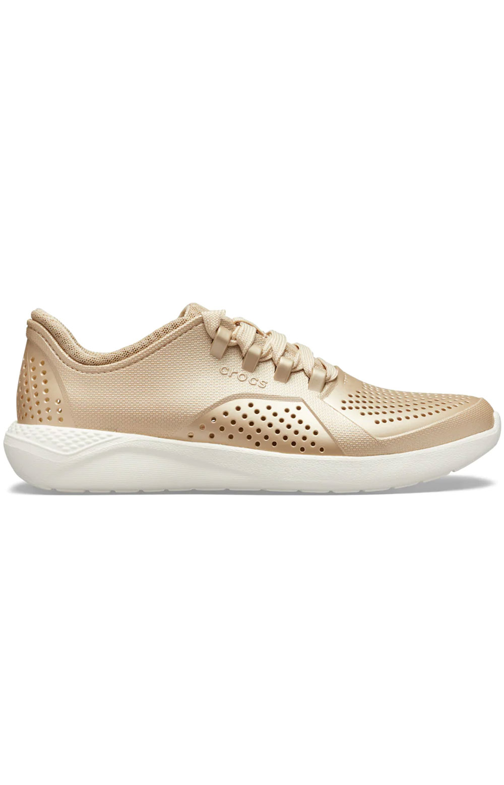 LiteRide Pacer Shoes - Metallic Champagne