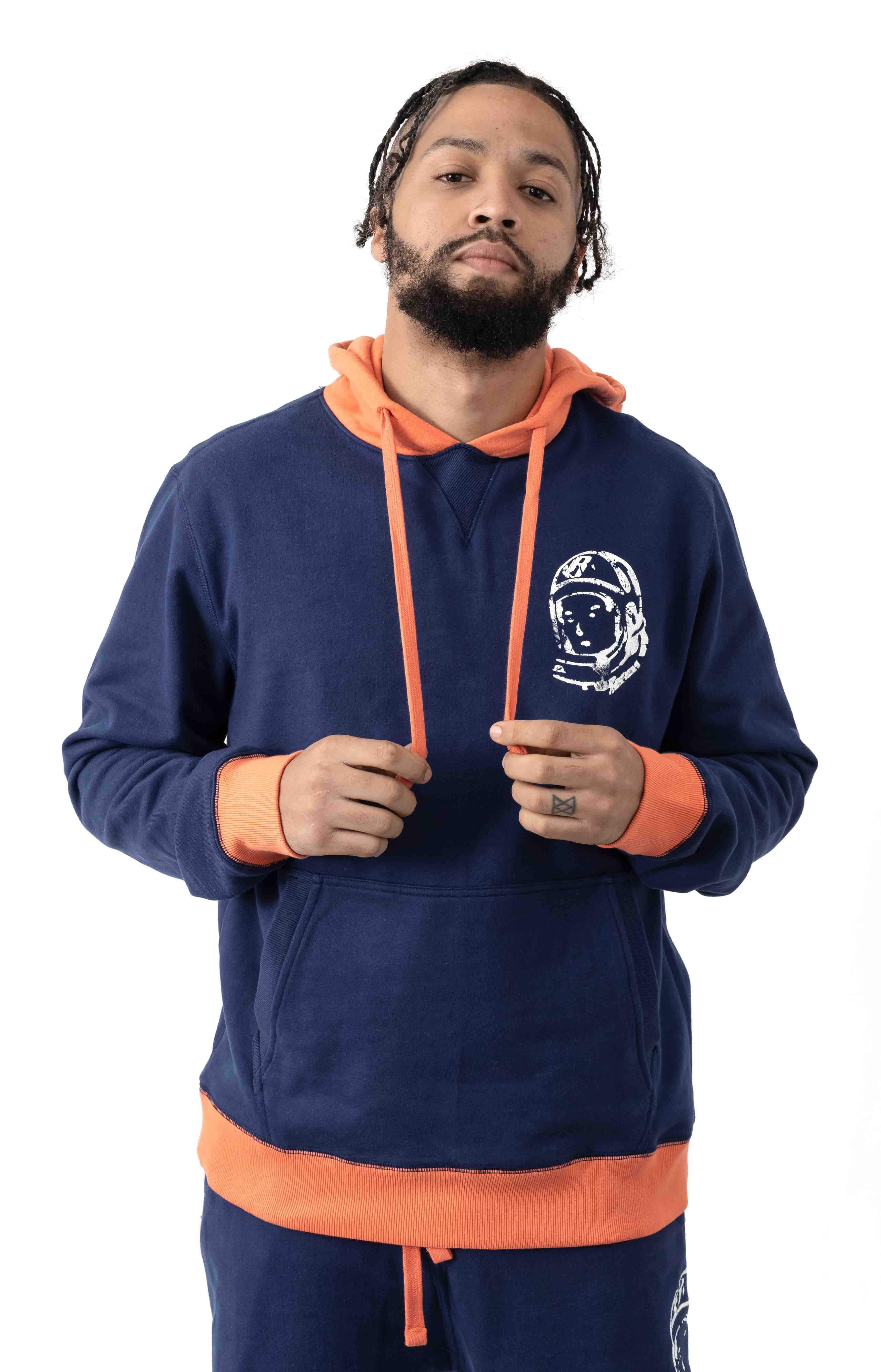 BB Club Pullover Hoodie - Blueprint