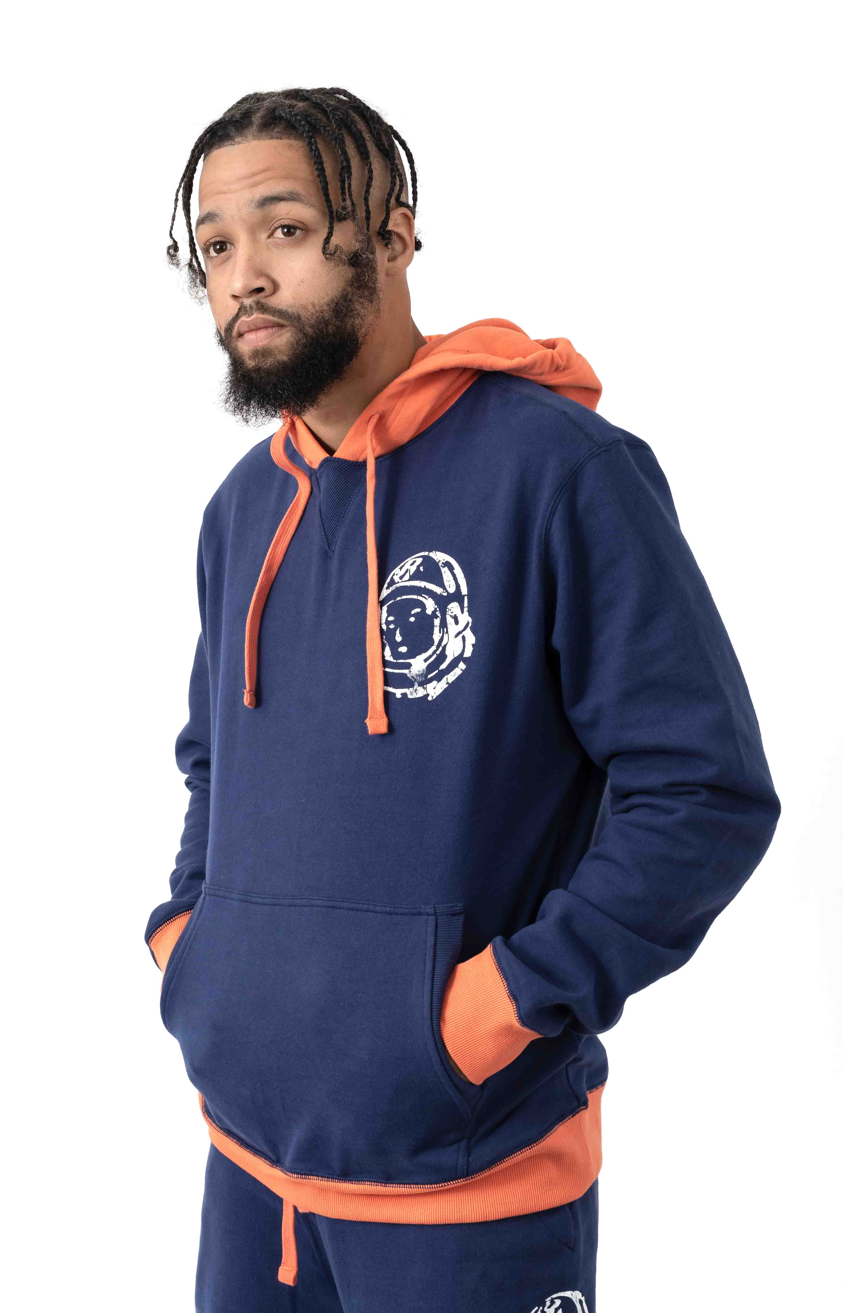 BB Club Pullover Hoodie - Blueprint 2