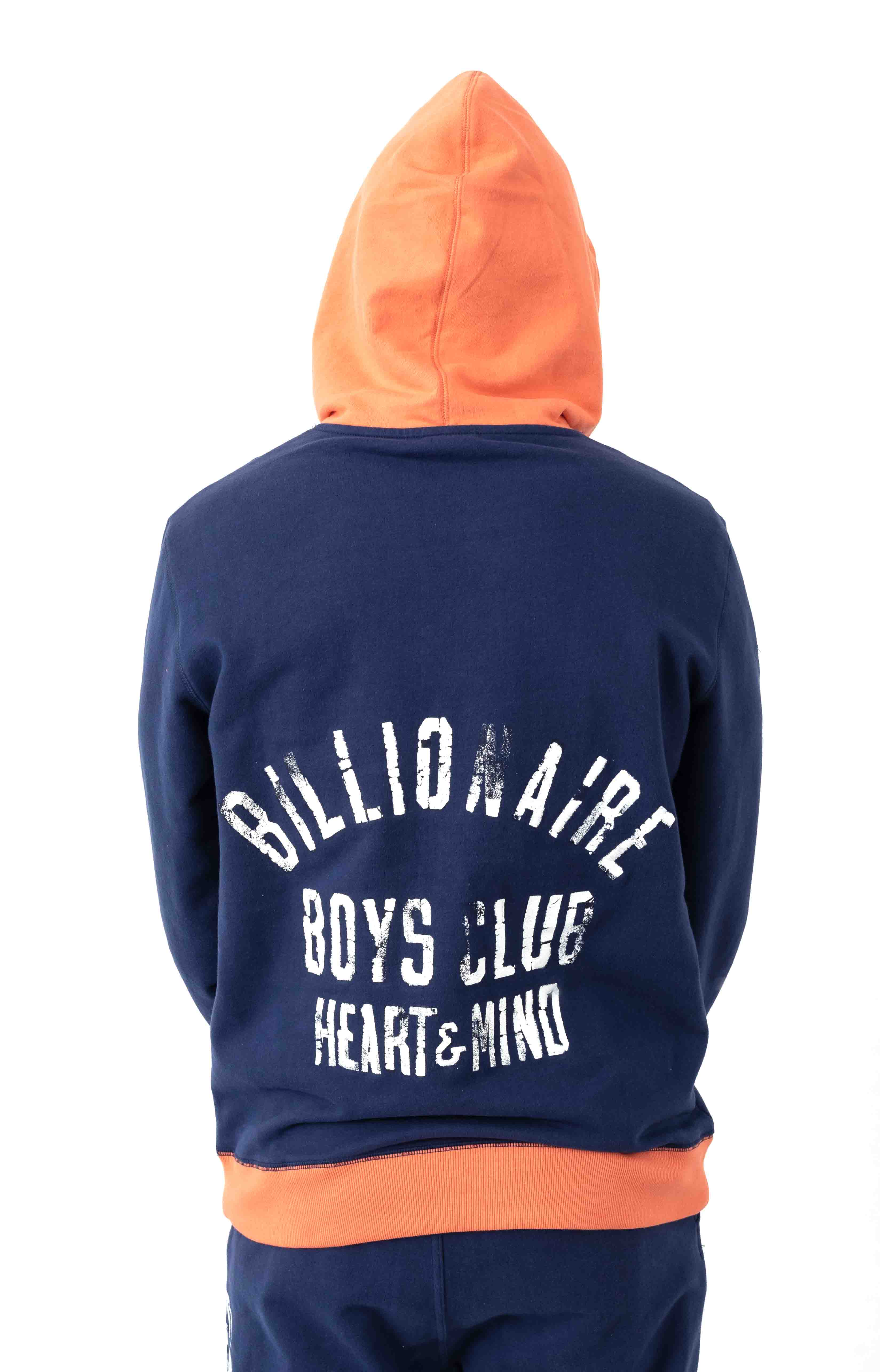 BB Club Pullover Hoodie - Blueprint 3