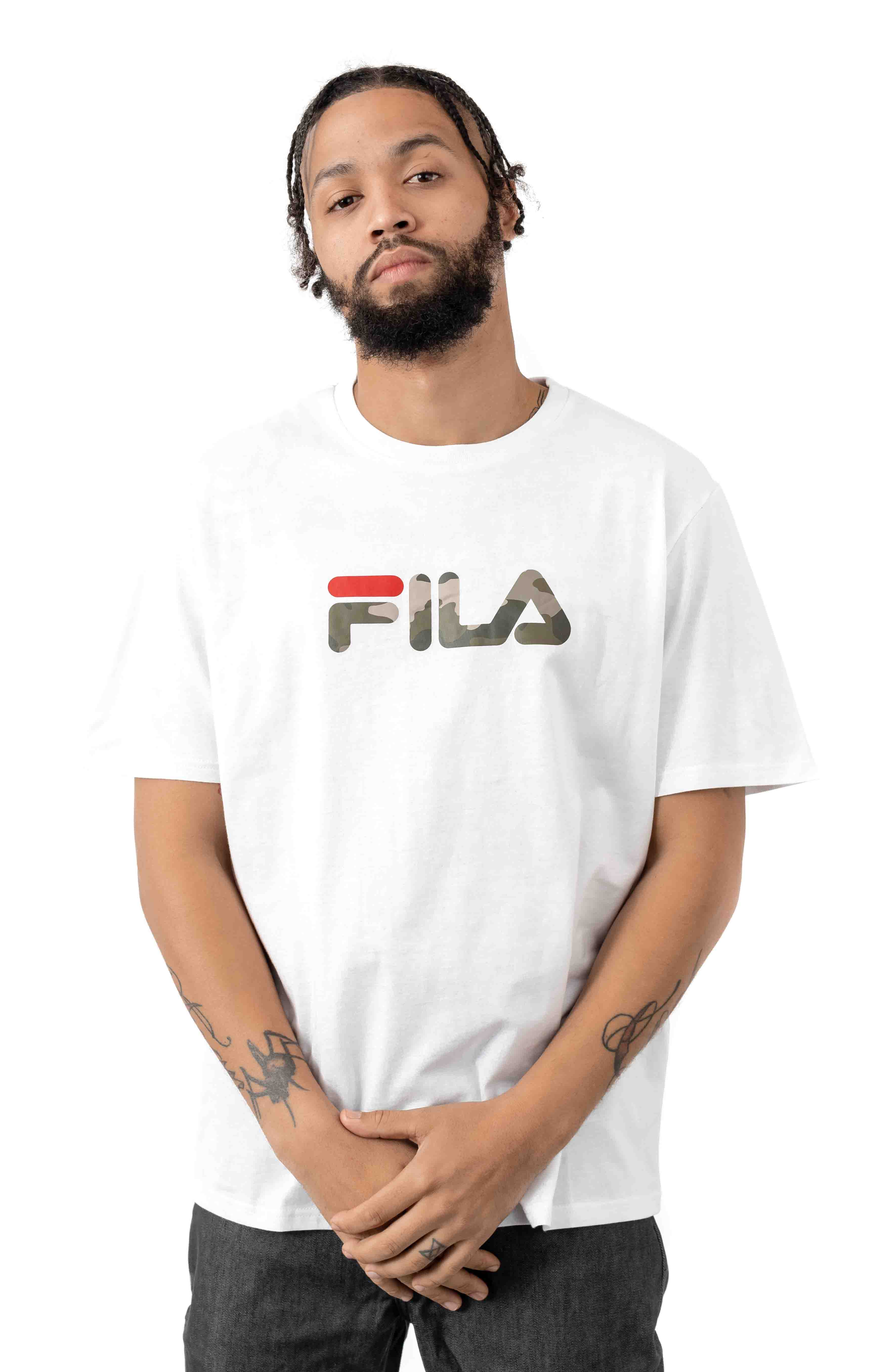 Falcon Core T-Shirt - White