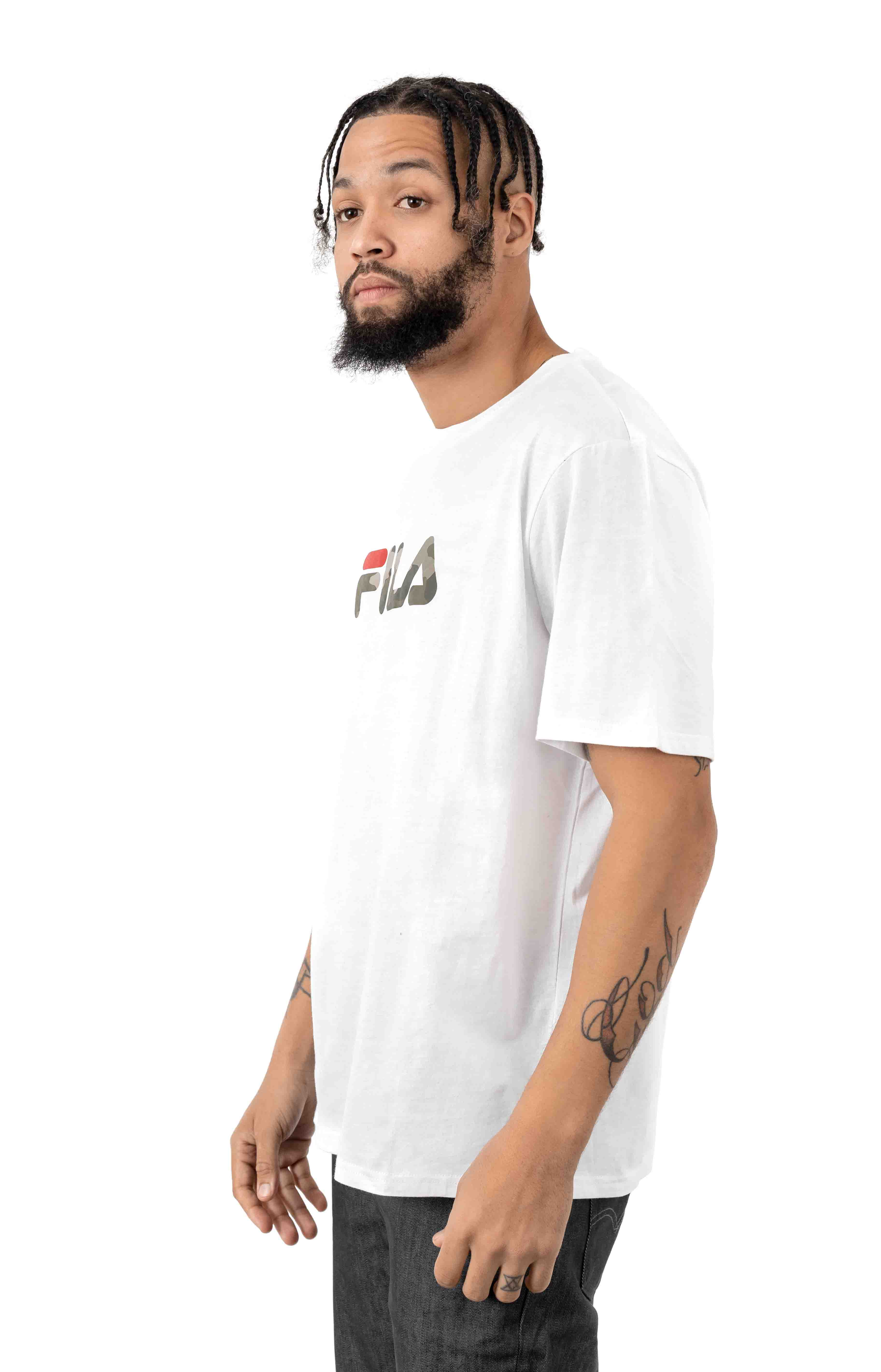 Falcon Core T-Shirt - White 2
