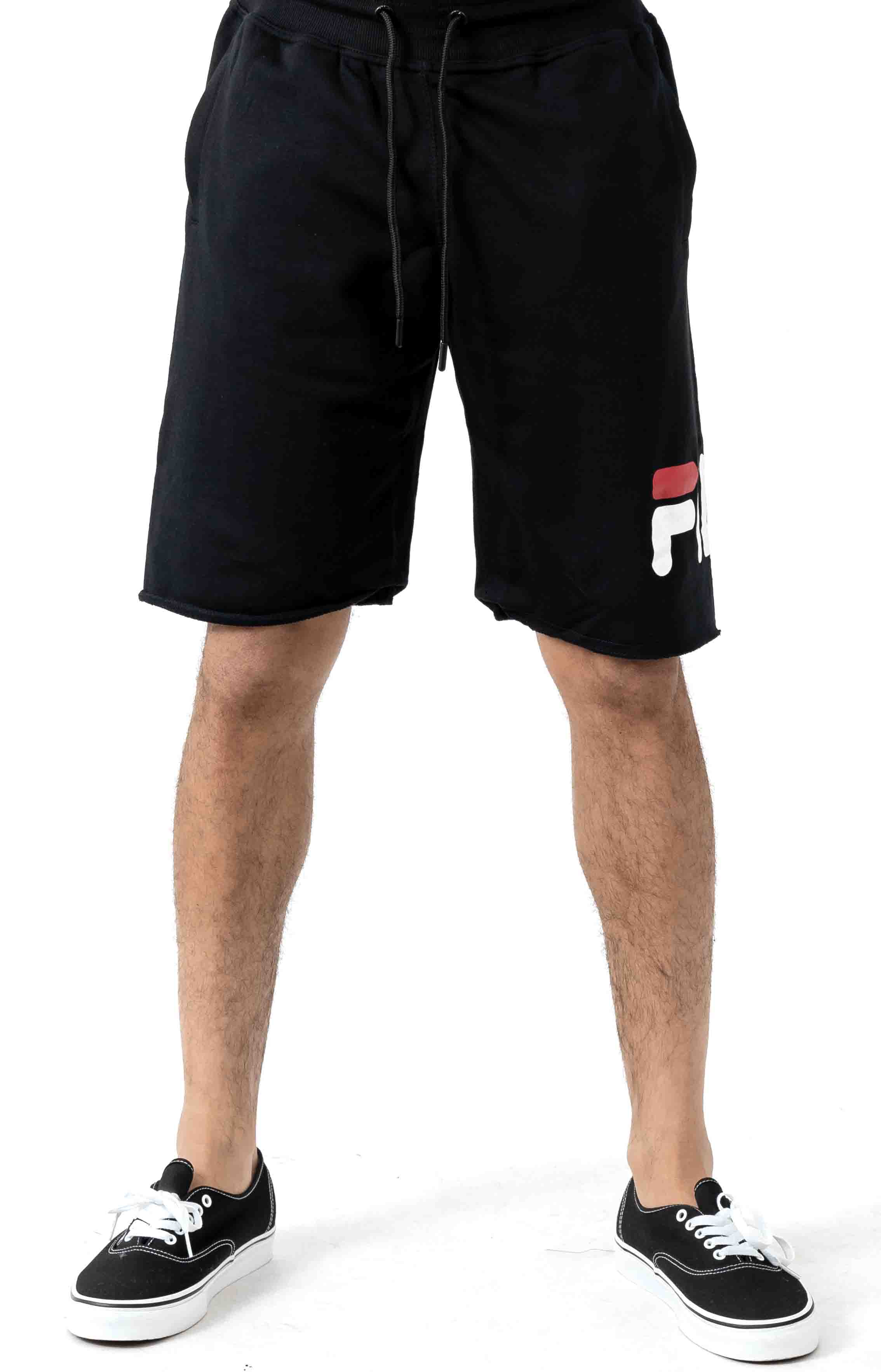 George Shorts - Black 2