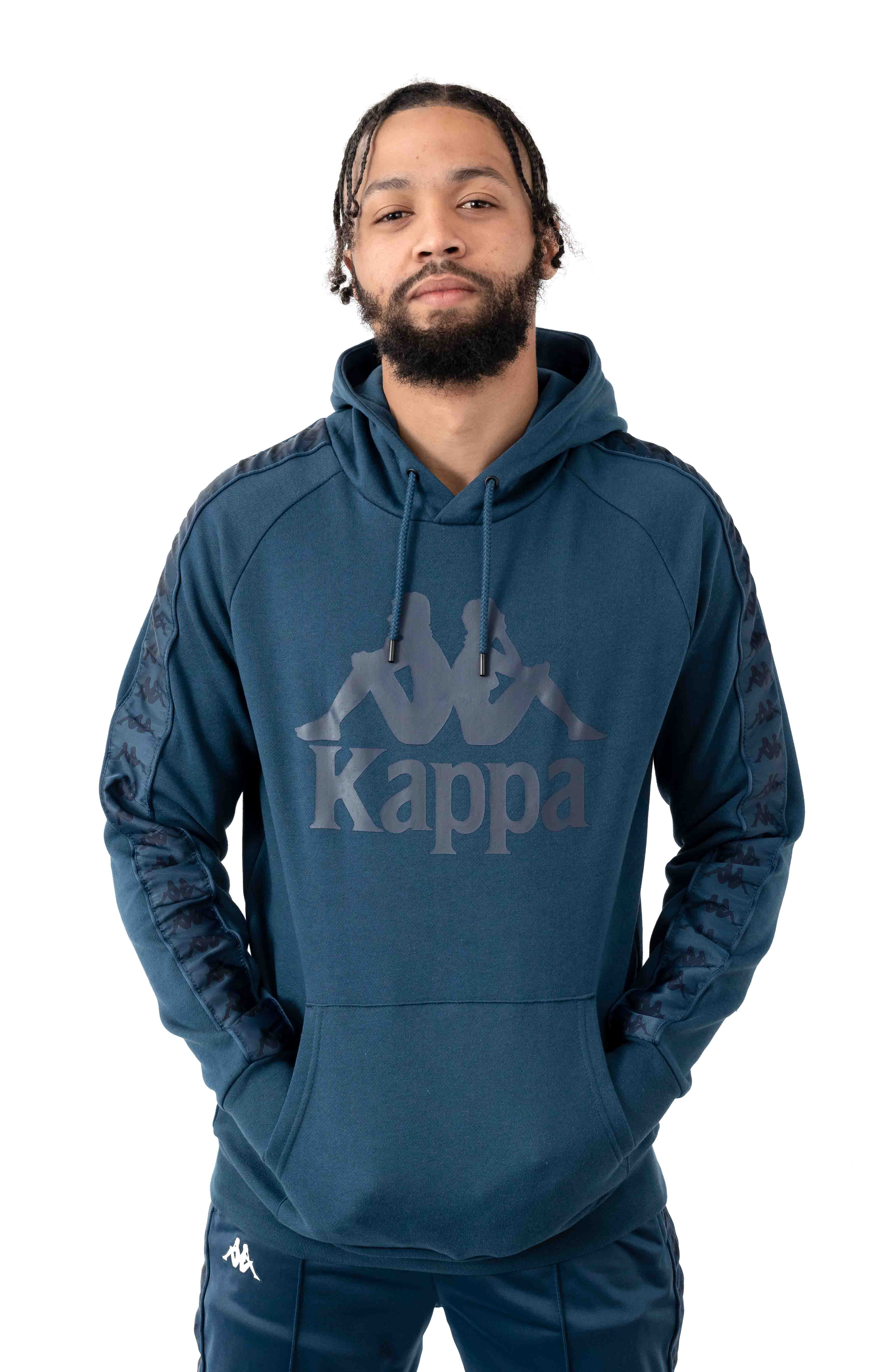 Authentic Hurtado Pullover Hoodie - Blue