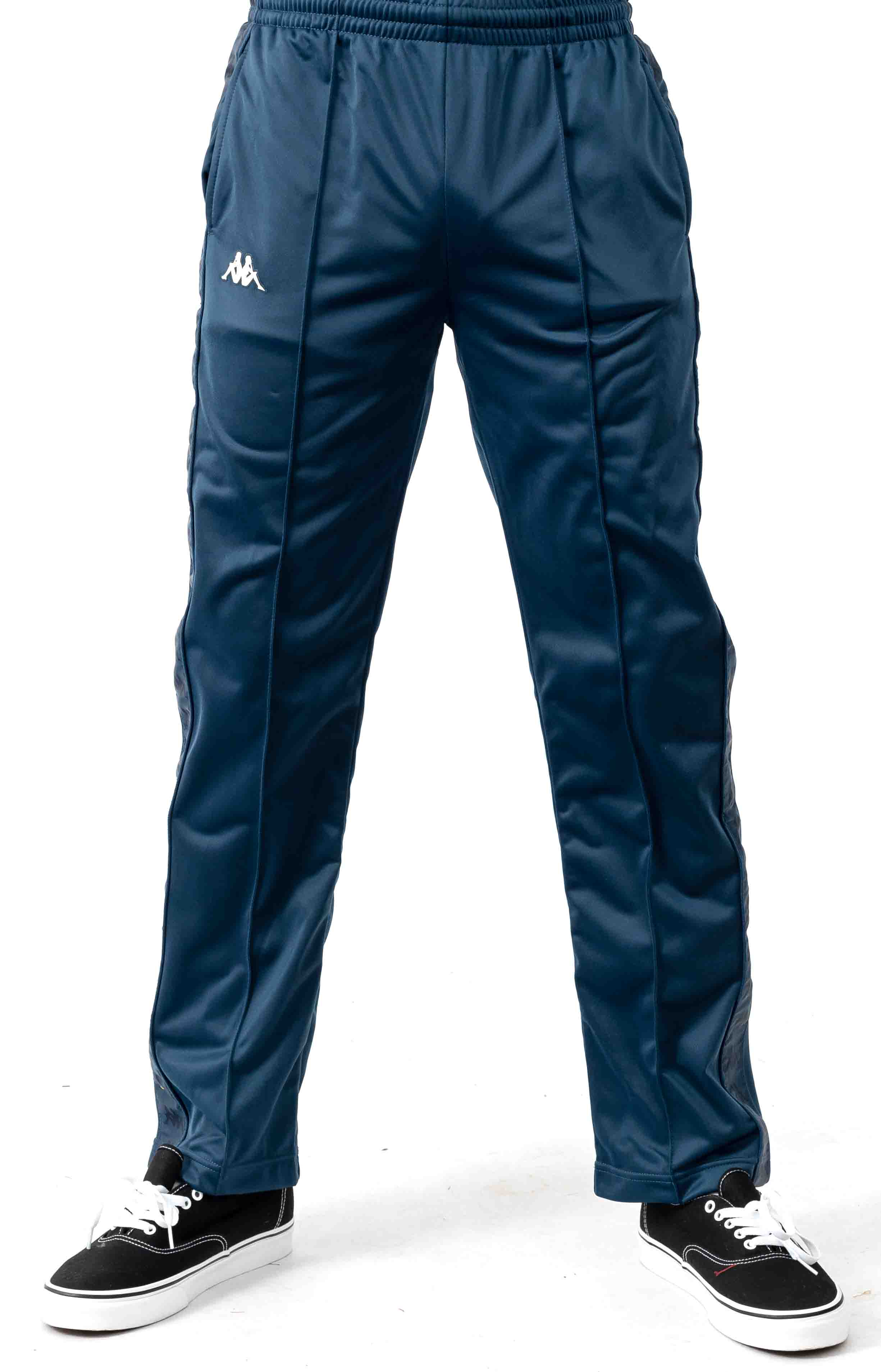 222 Banda Astoriazz Trackpant - Blue/White 2