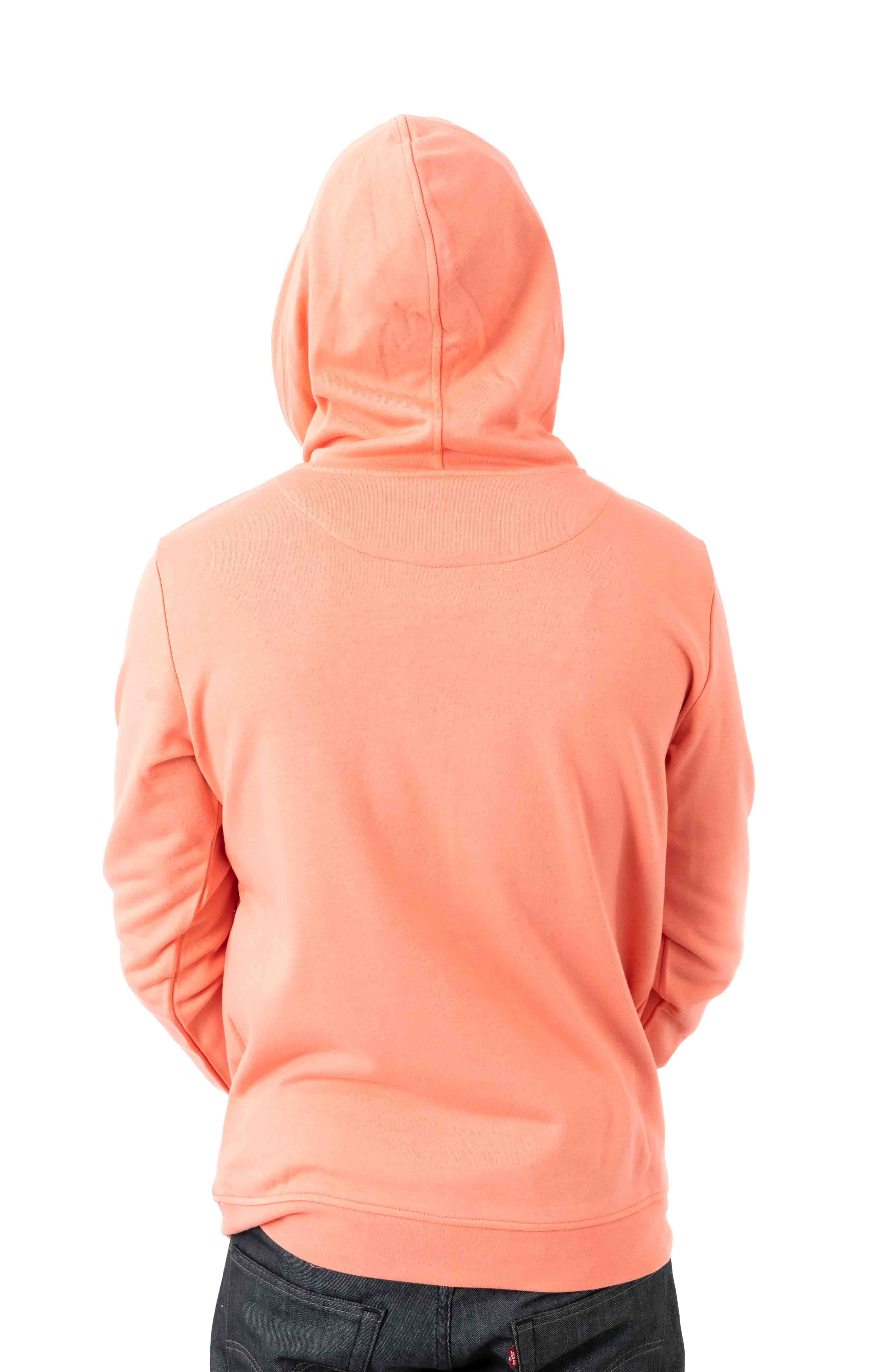 Authentic Zimim Pullover Hoodie - Pink/White 3