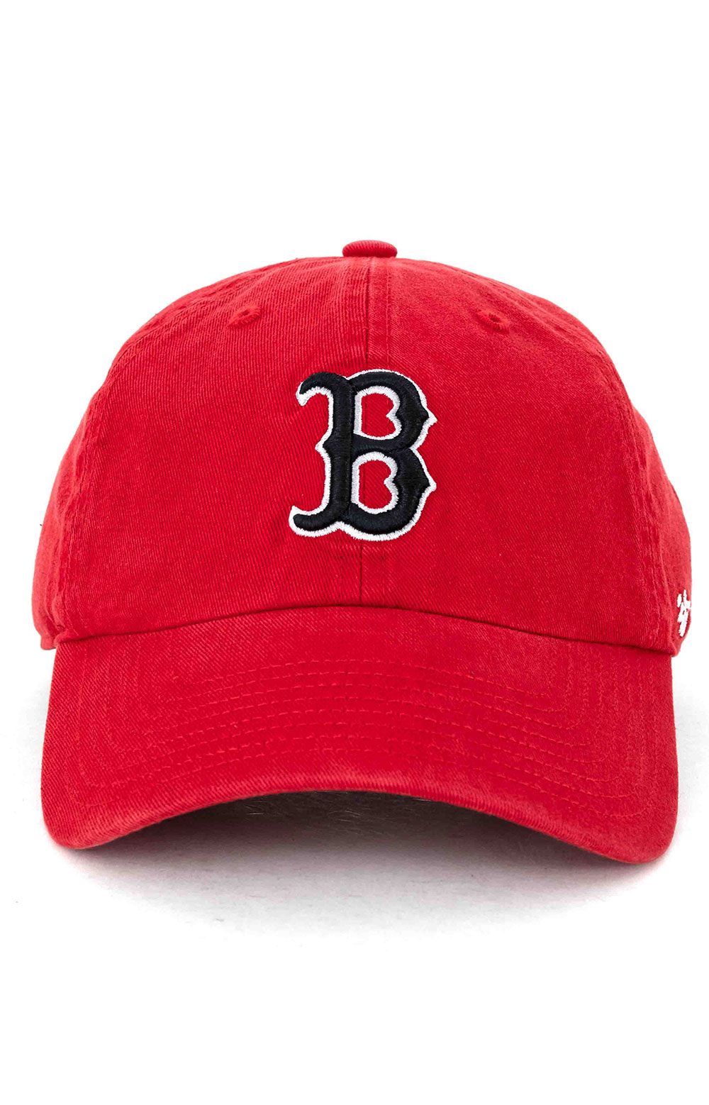 Boston Red Sox 47 Clean Up Cap - Red 2