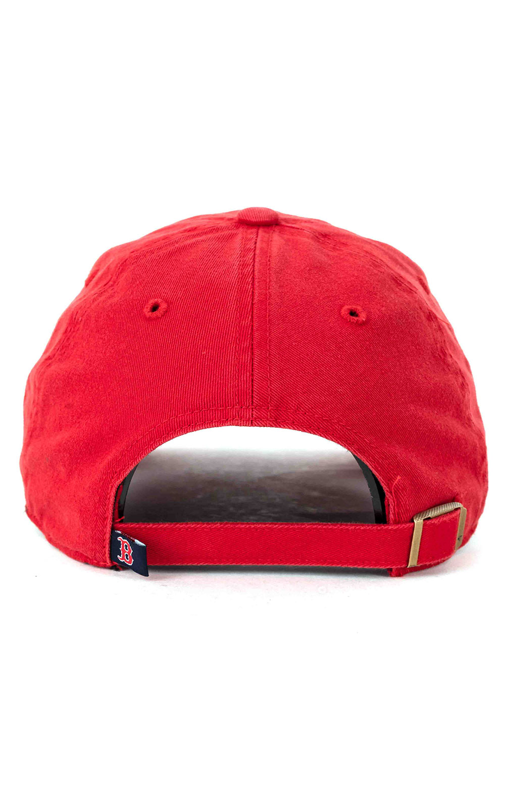 Boston Red Sox 47 Clean Up Cap - Red 3