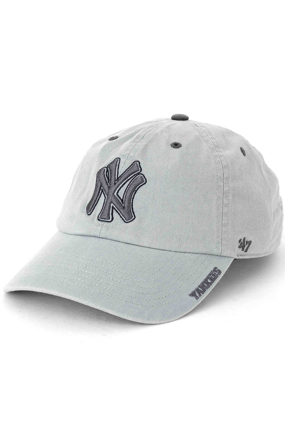 New York Yankees 47 Clean Up Cap - Storm Ice