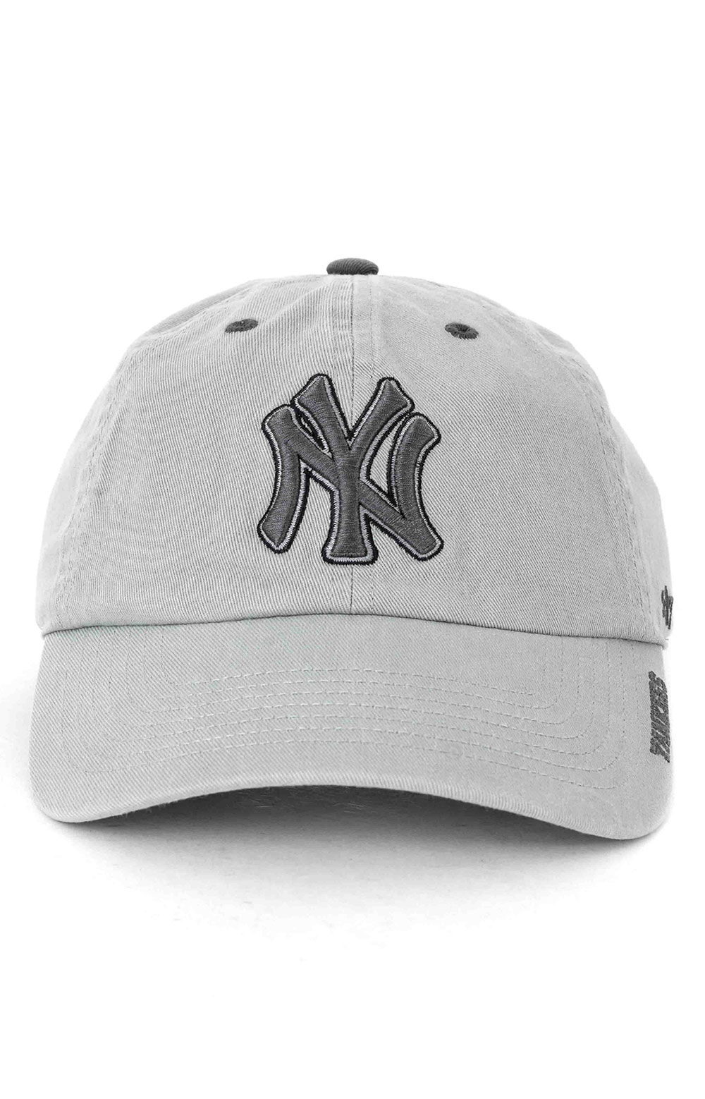 New York Yankees 47 Clean Up Cap - Storm Ice  2