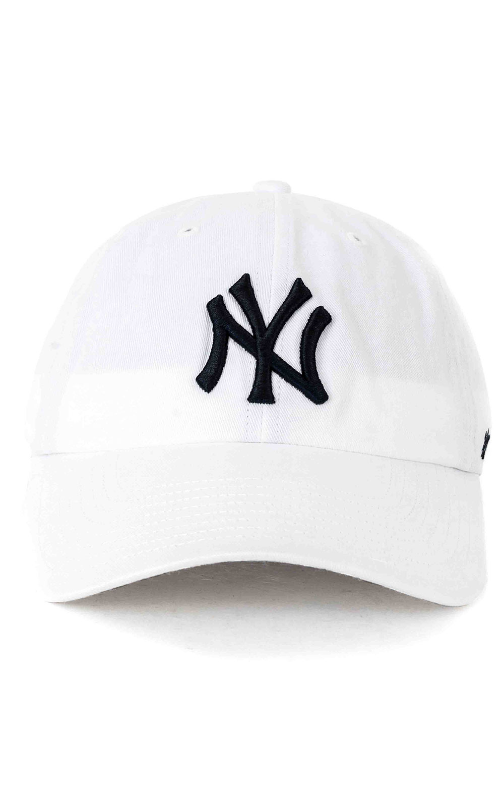 New York Yankees 47 Clean Up Cap - White  2
