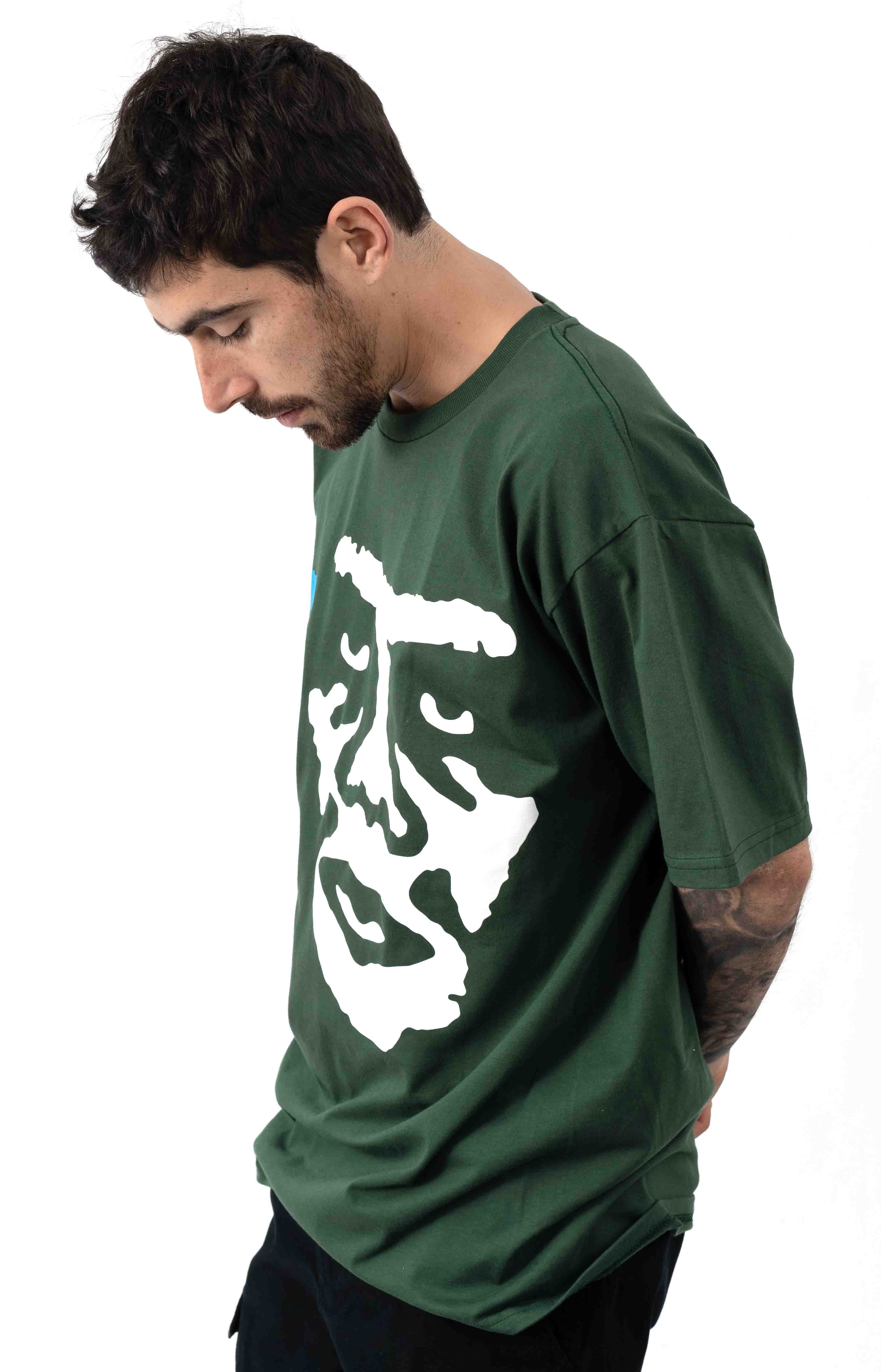 The Creeper 2 T-Shirt - Forest Green 2