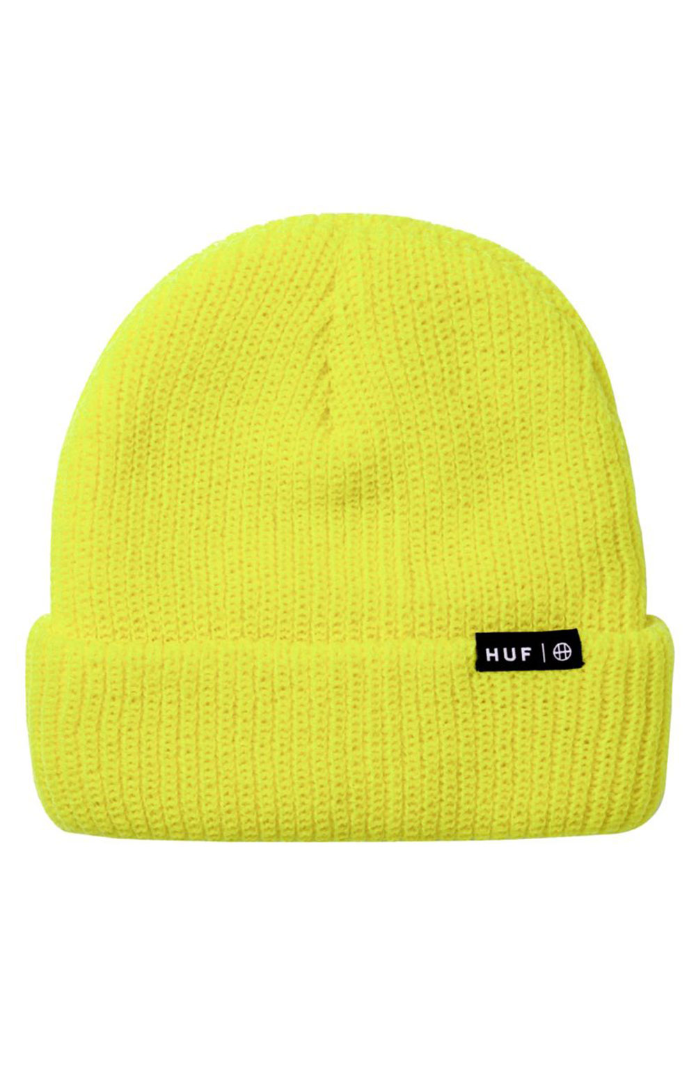 Essentials Usual Beanie - Hot Lime