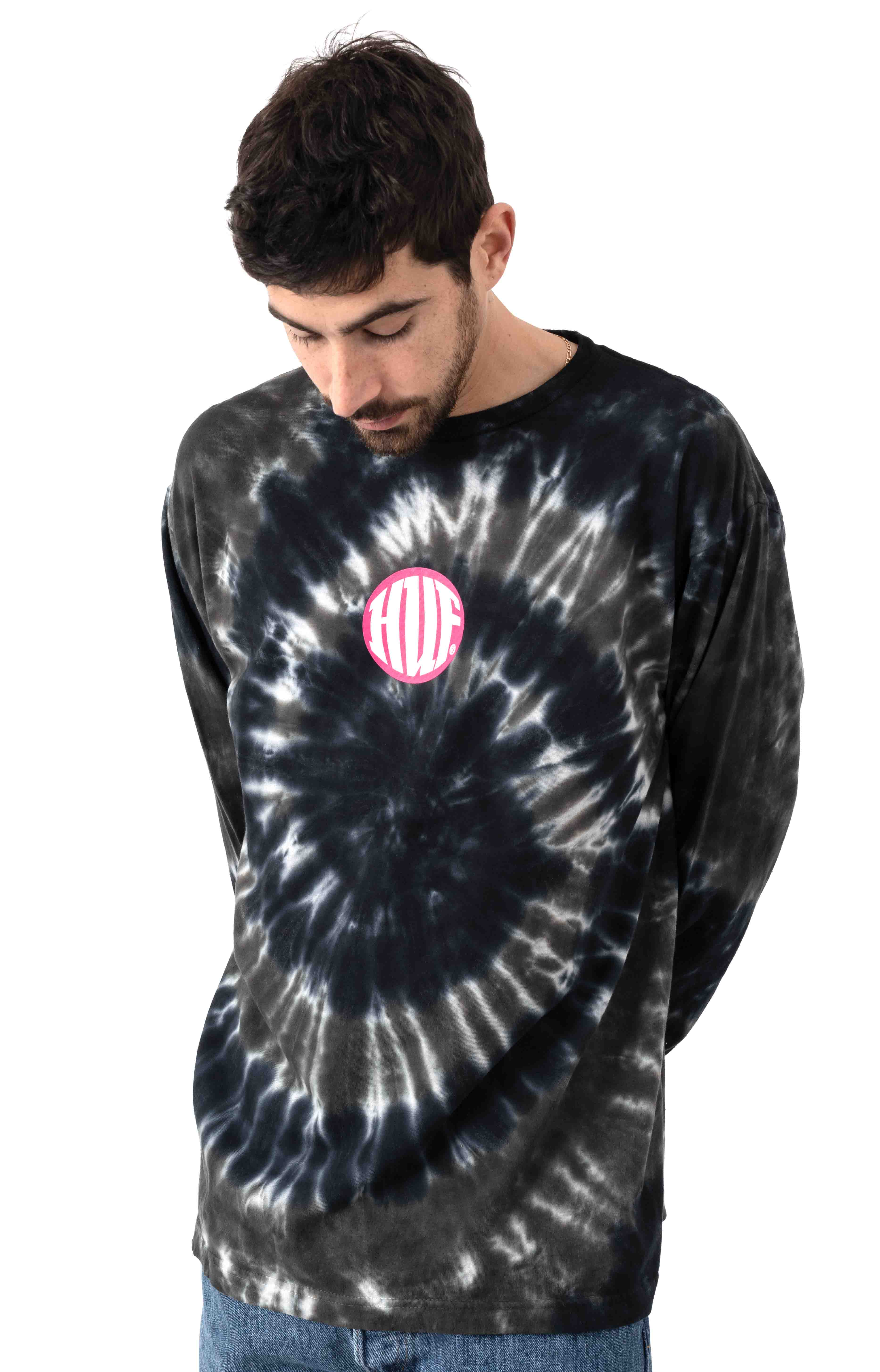 High Definition L/S Shirt - Black
