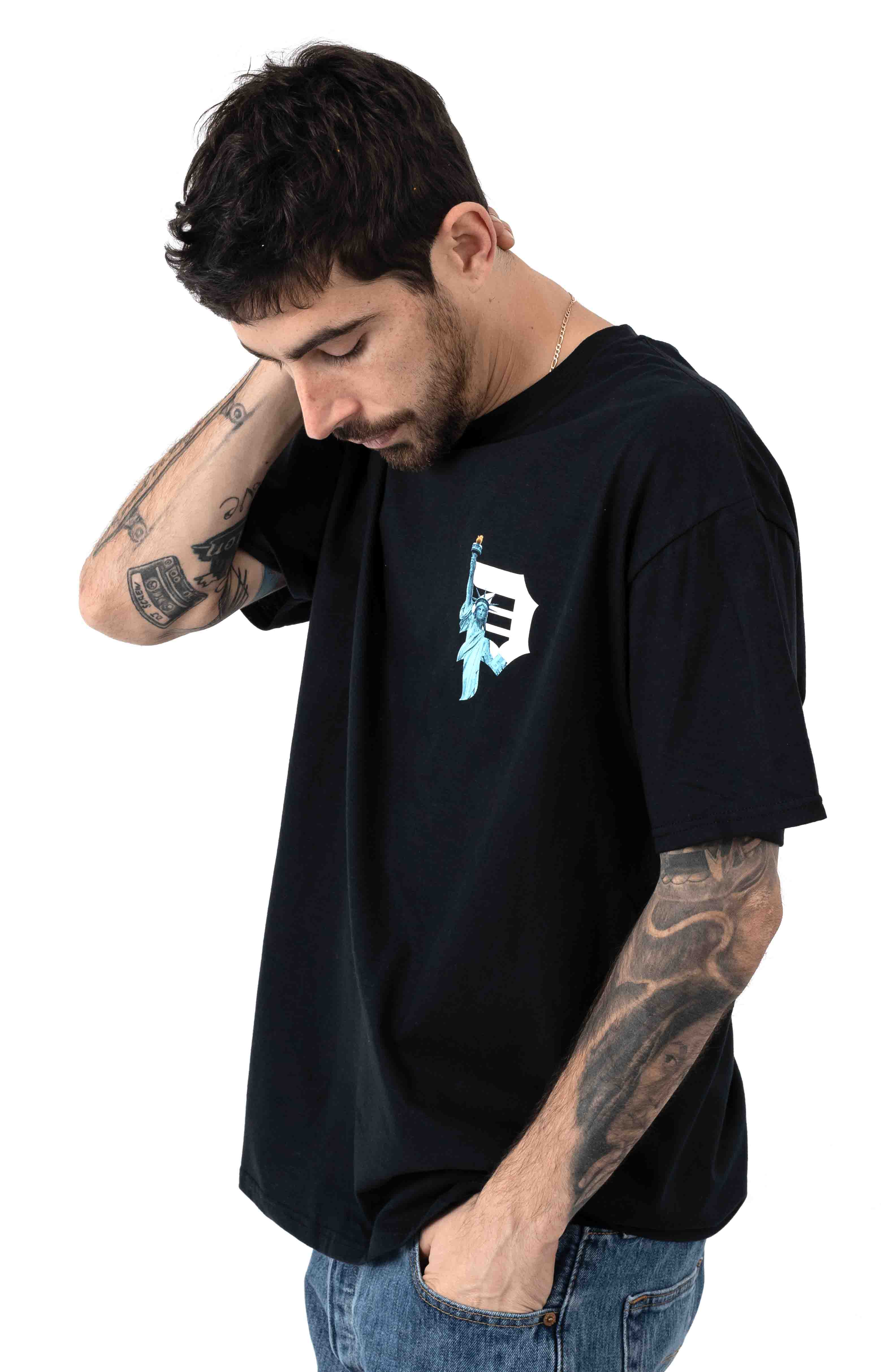 Beacon T-Shirt - Black 2