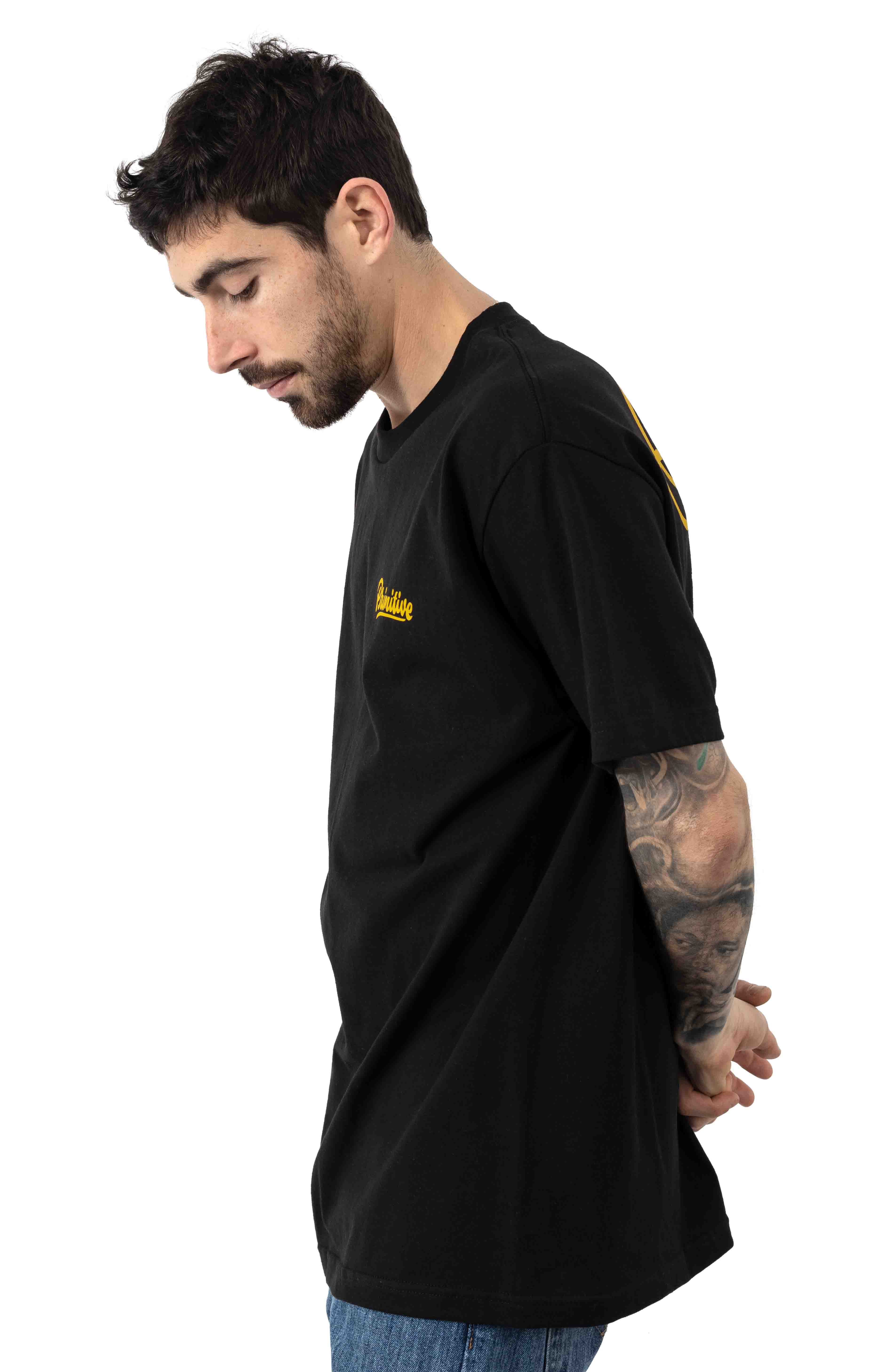 Native T-Shirt - Black 3