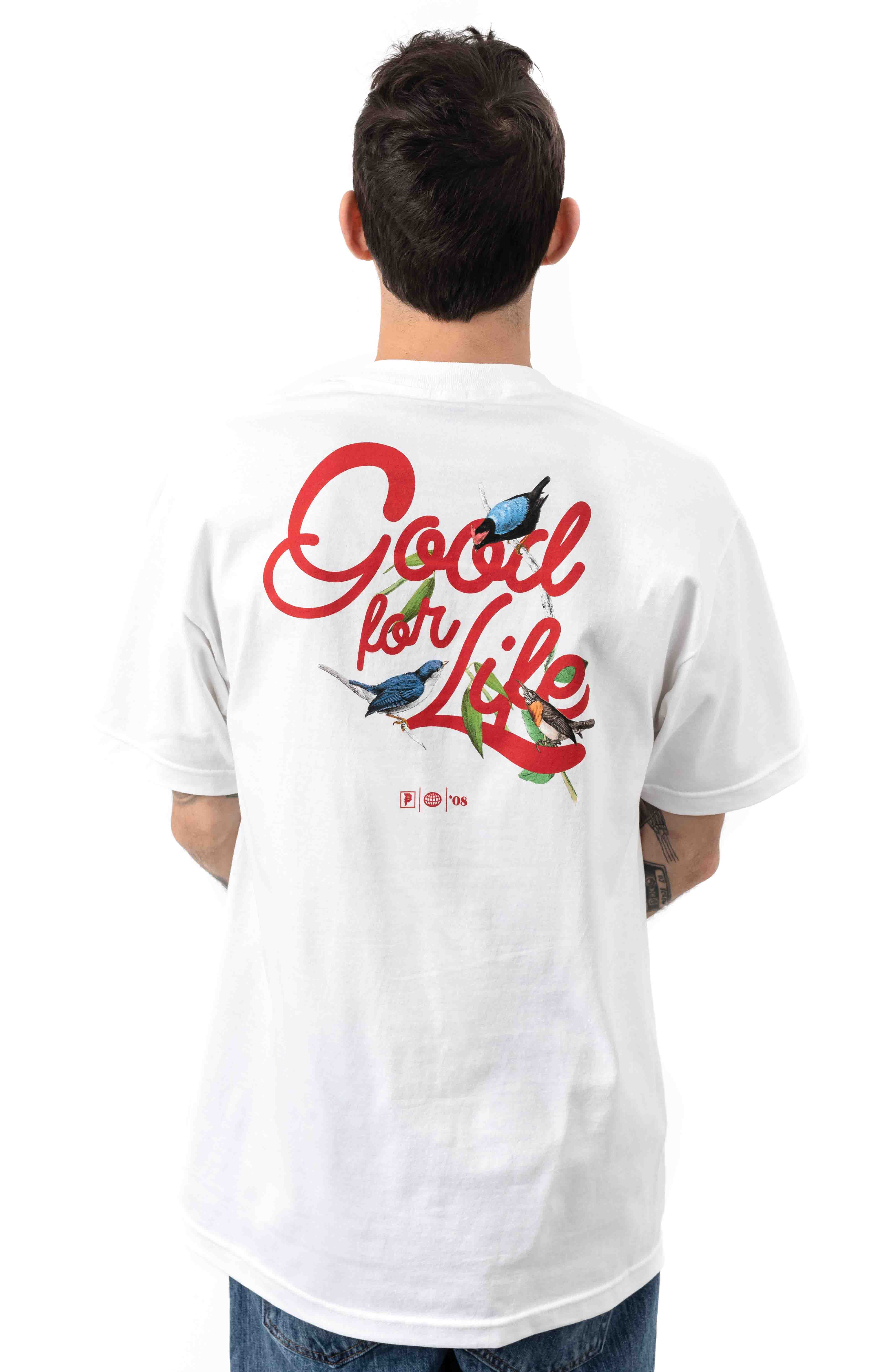 Native T-Shirt - White