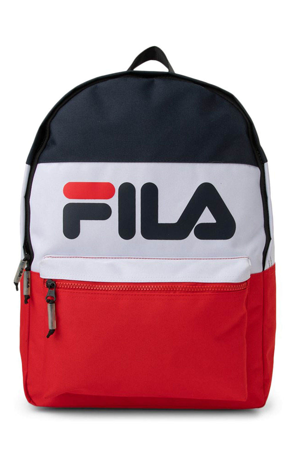Verty Backpack - Peacoat/White/Red