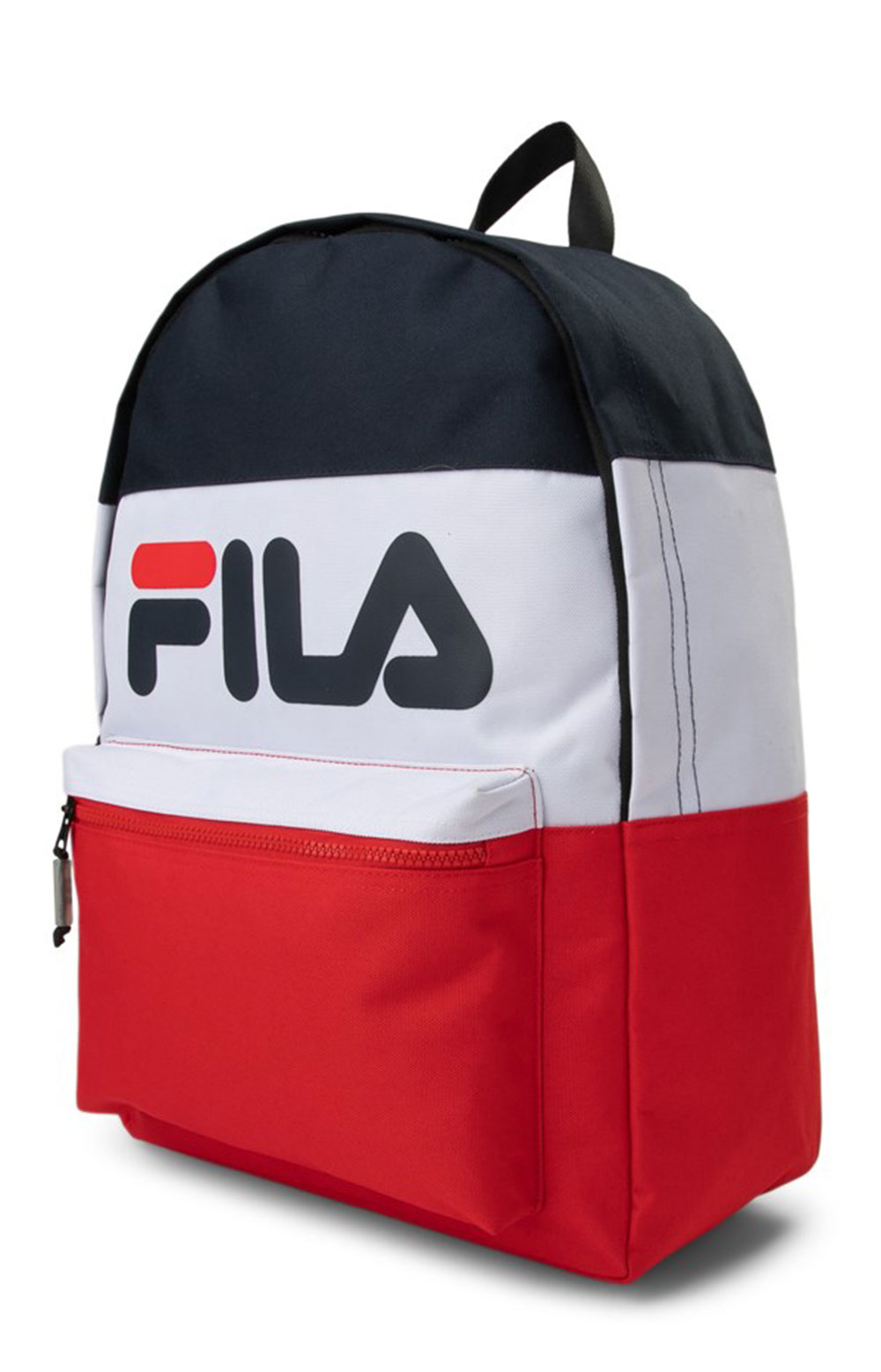 Verty Backpack - Peacoat/White/Red 3