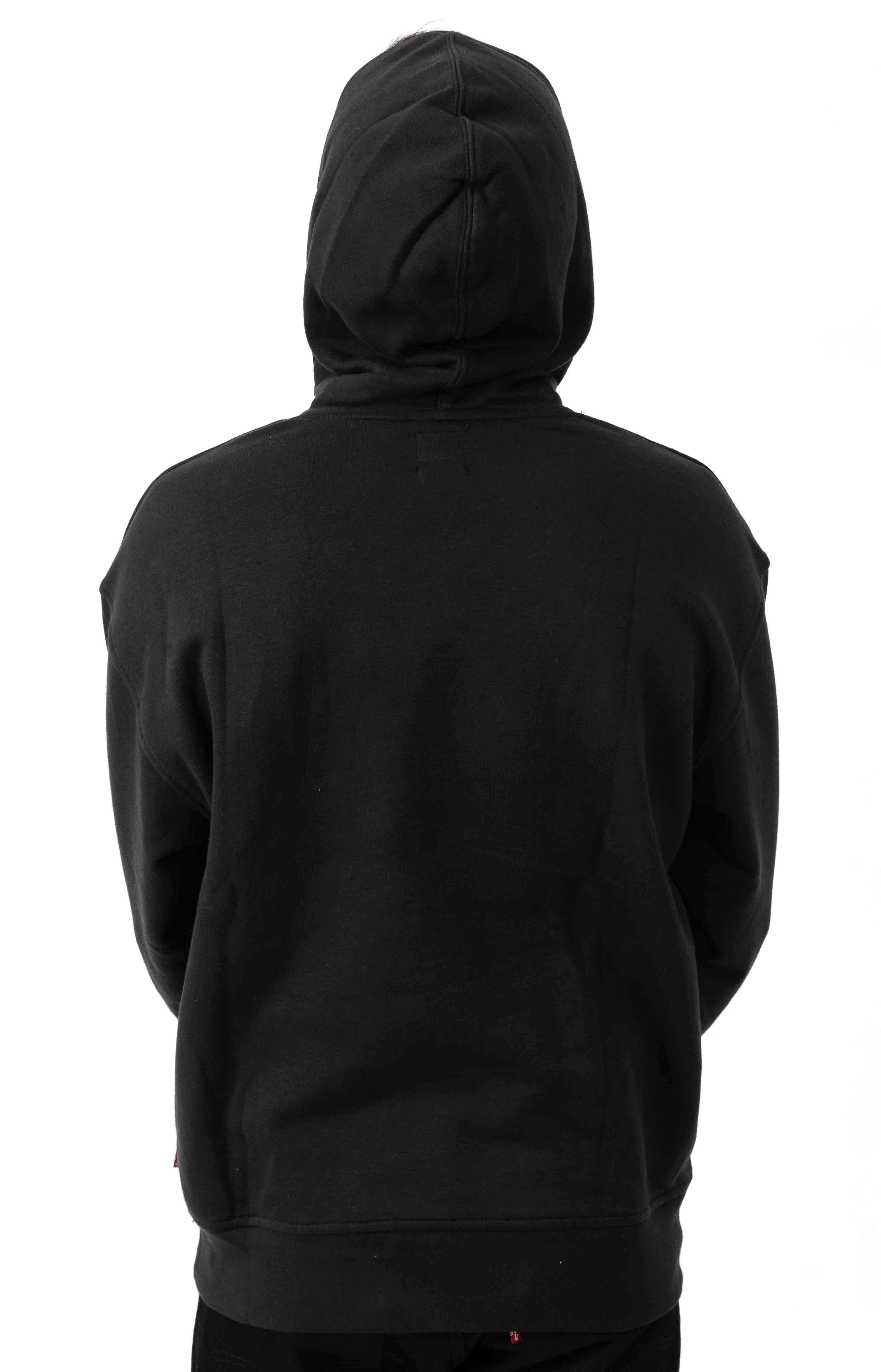 Graphic Pullover Hoodie - Mineral Black 3