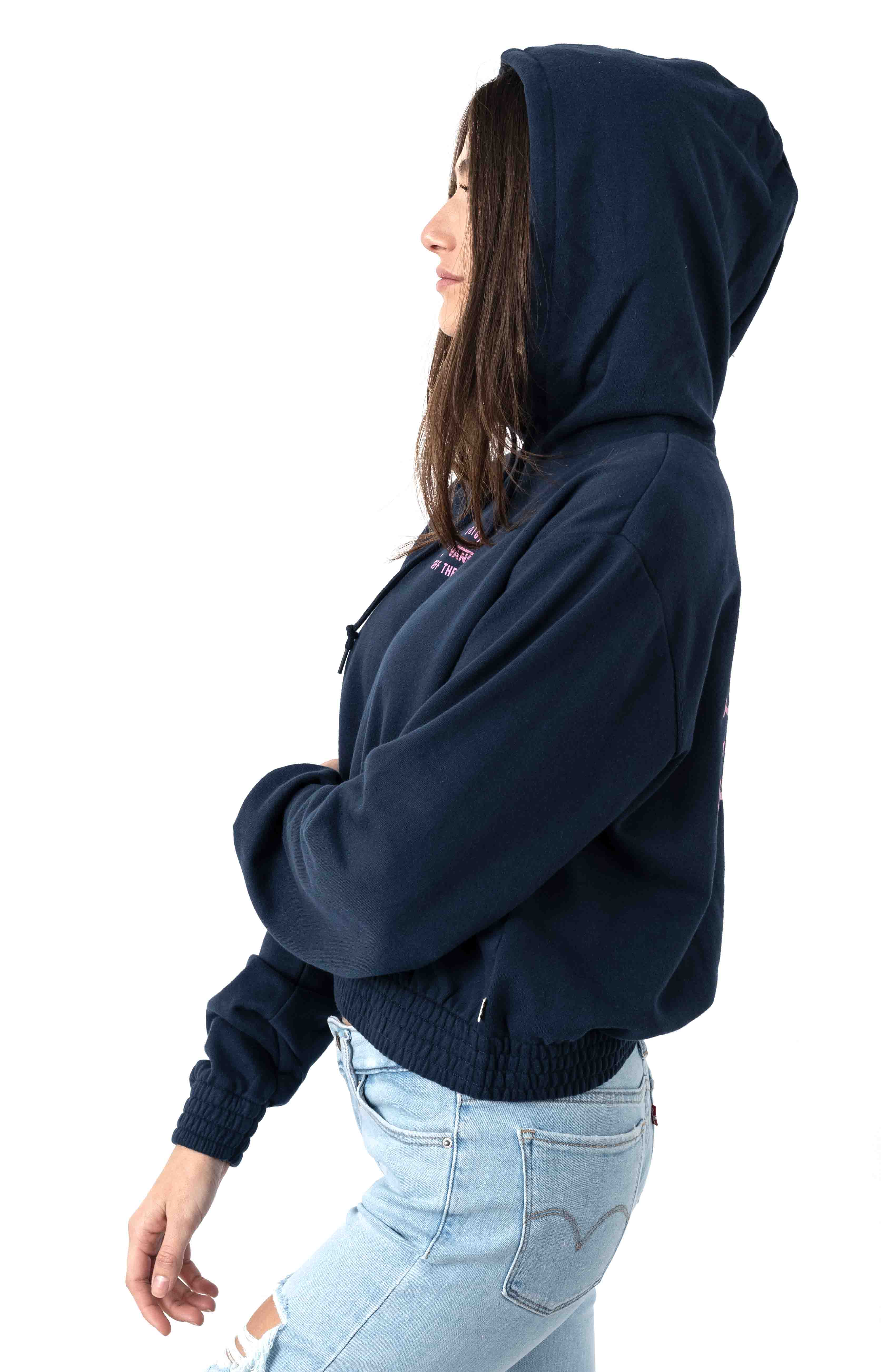 Sponsorship Pullover Hoodie - Dress Blue 2