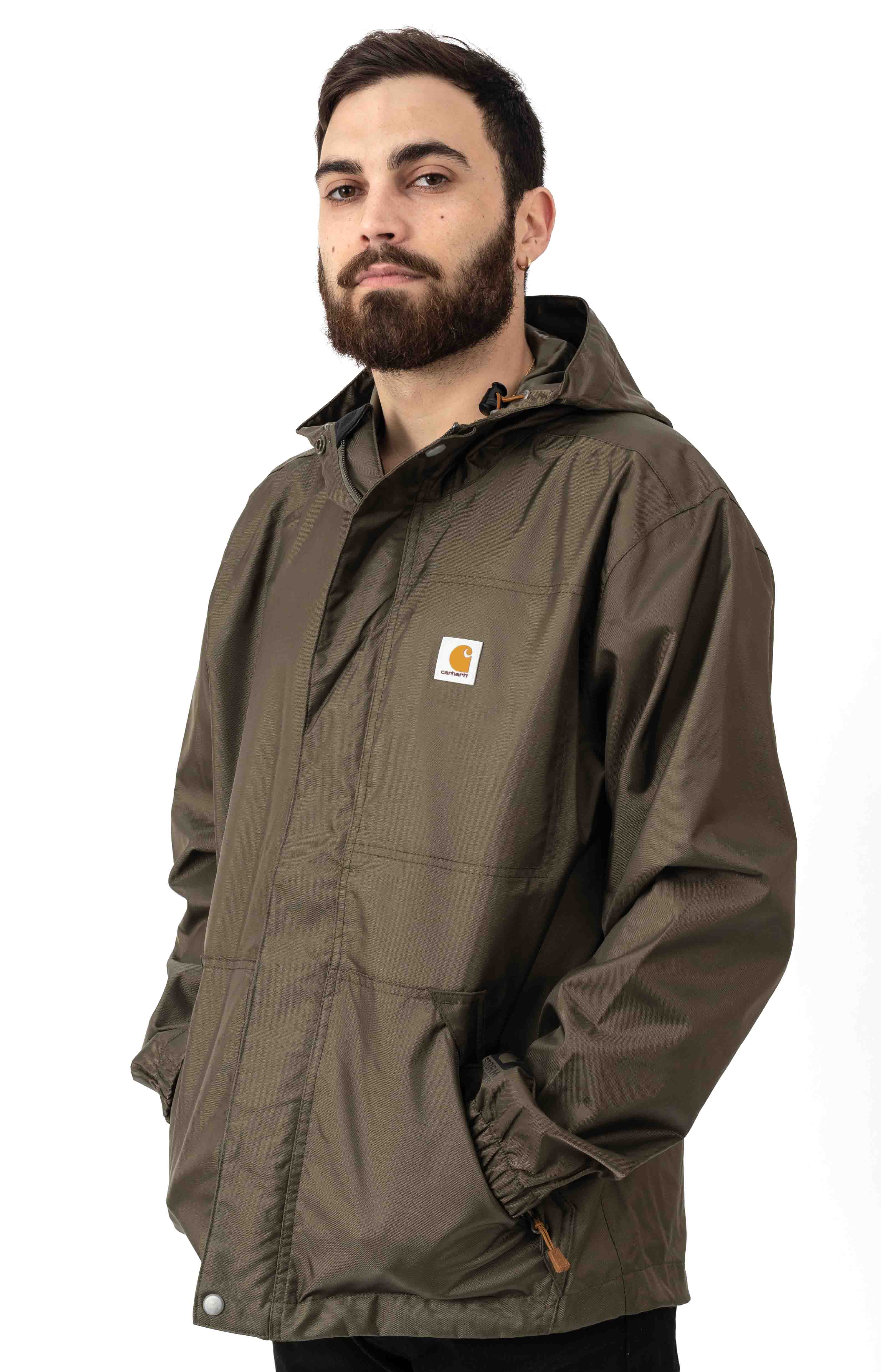 (103510) Dry Harbor Waterproof Breathable Jacket - Tarmac  2