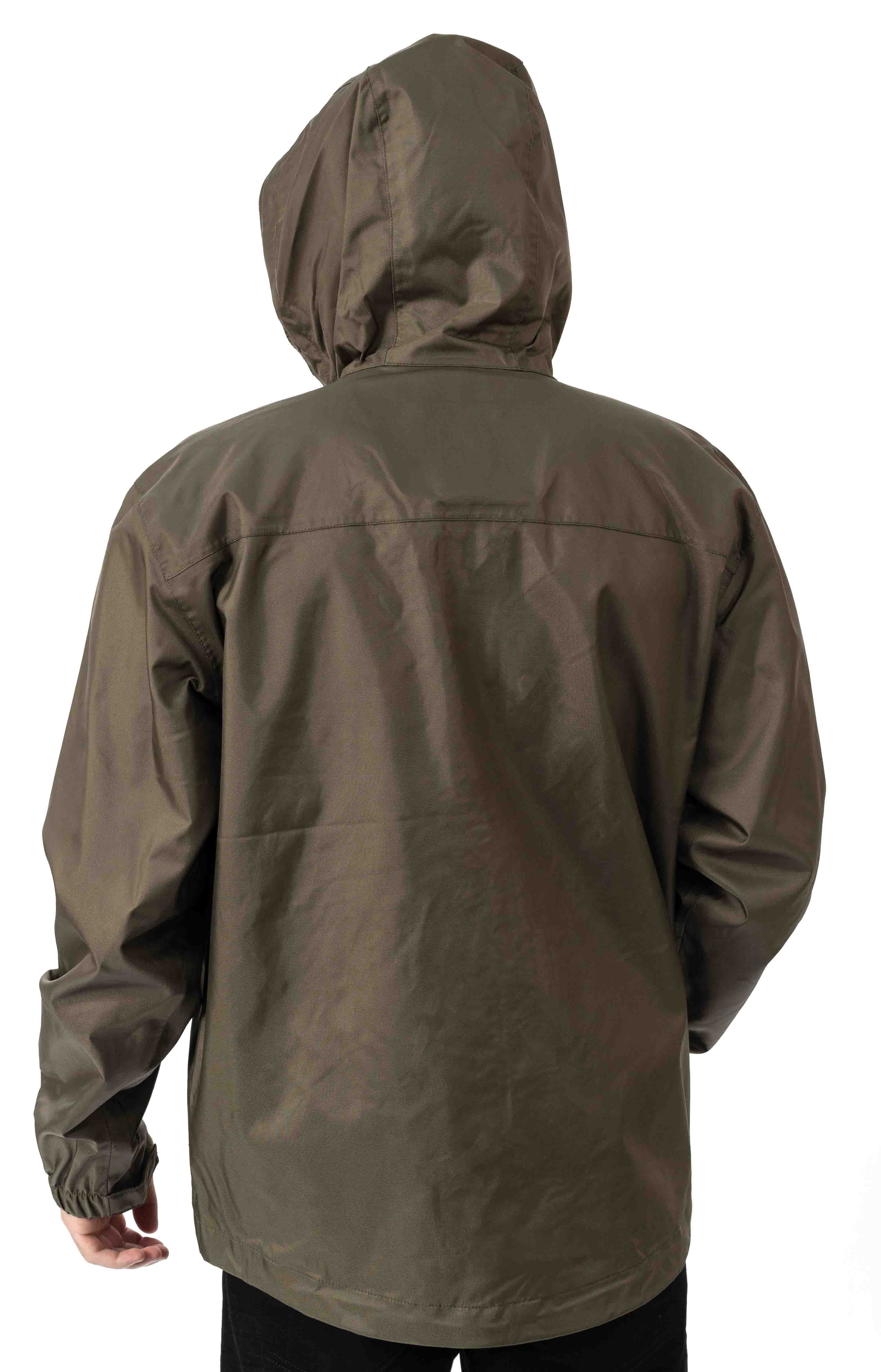 (103510) Dry Harbor Waterproof Breathable Jacket - Tarmac  3